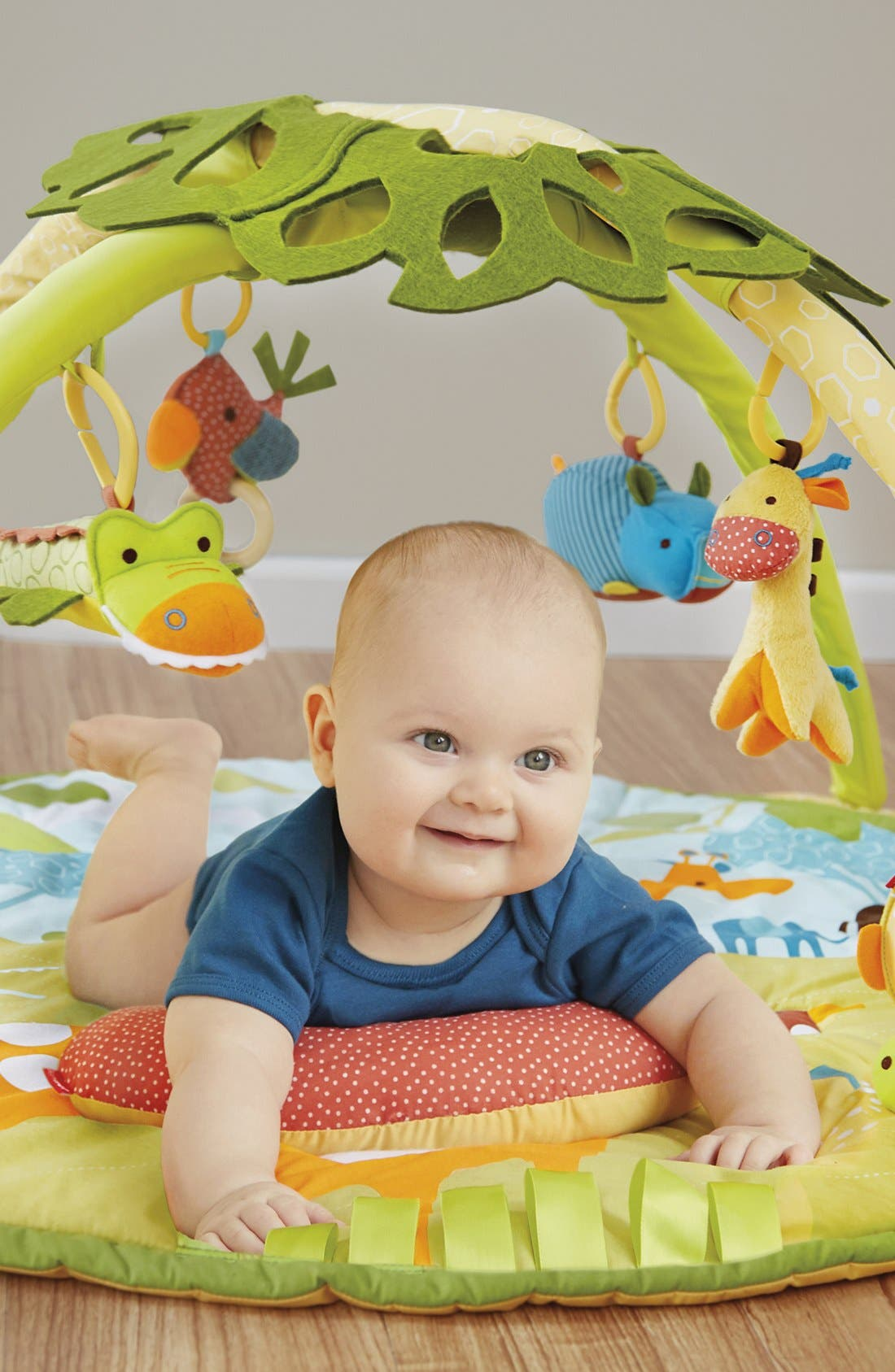 Alternate Image 2  - Skip Hop 'Giraffe Safari' Activity Gym (Baby)