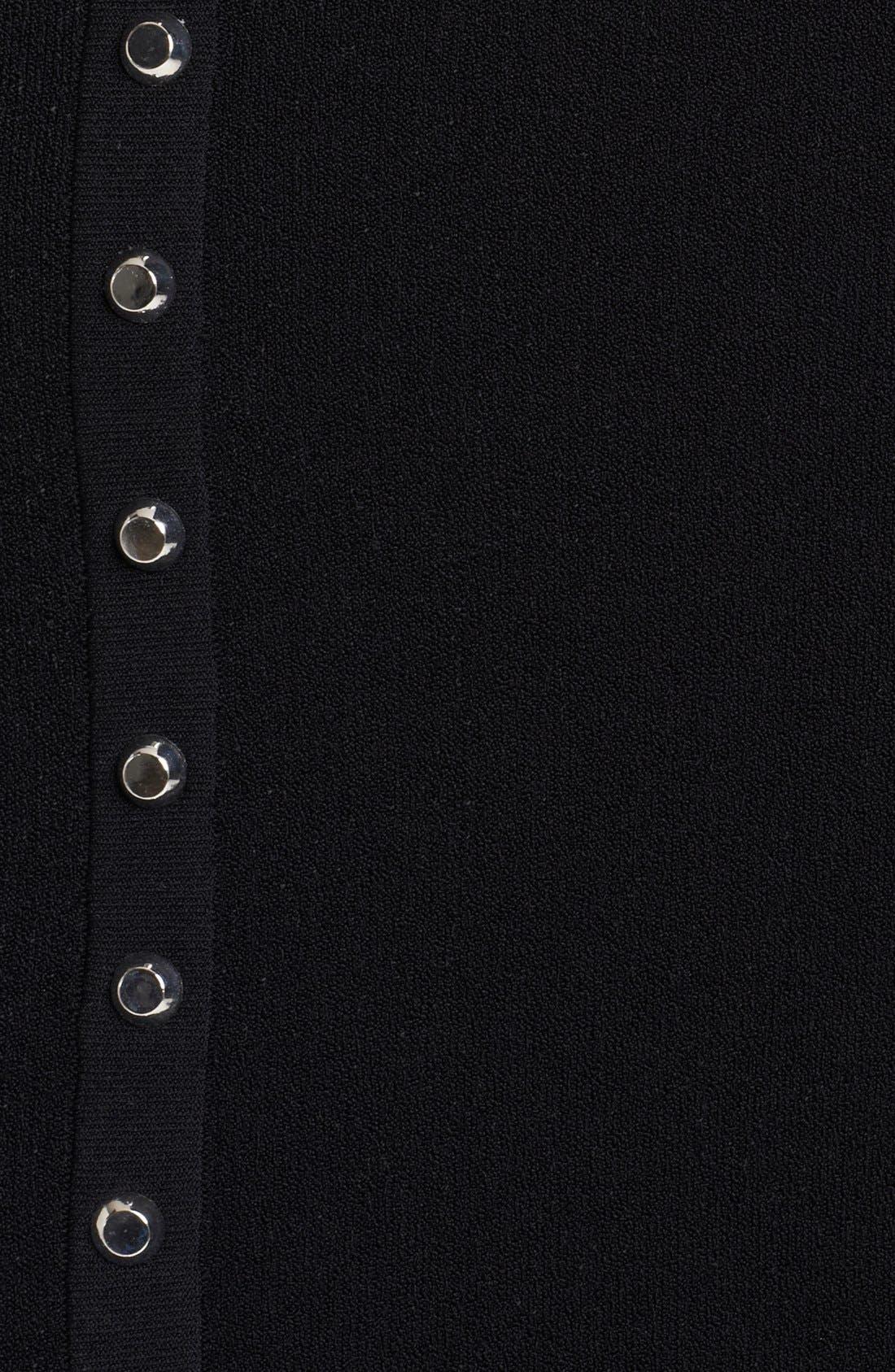 Alternate Image 3  - Michael Kors Studded Knit Dress