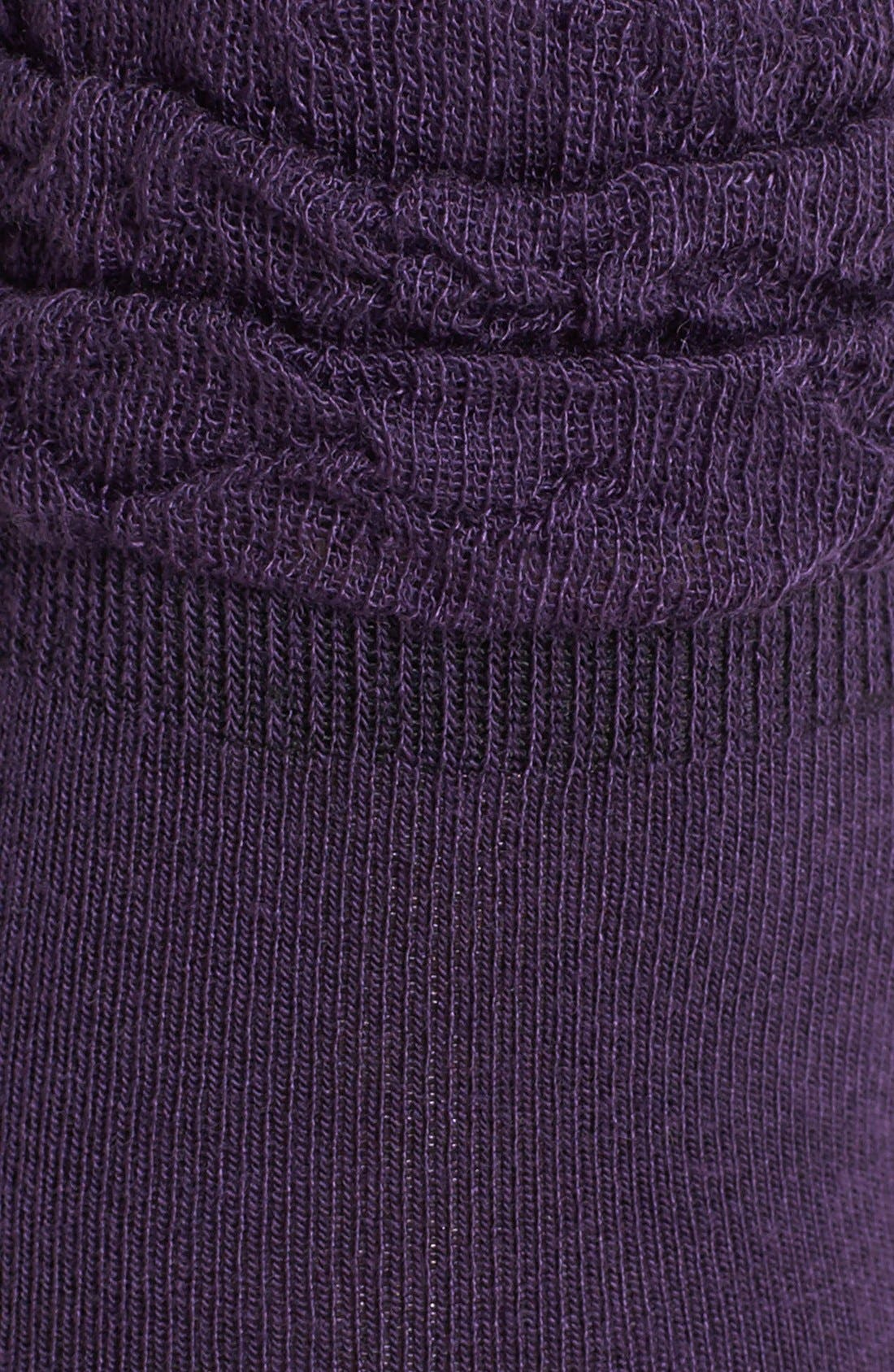 Alternate Image 3  - kensie Multi Ruffle Socks