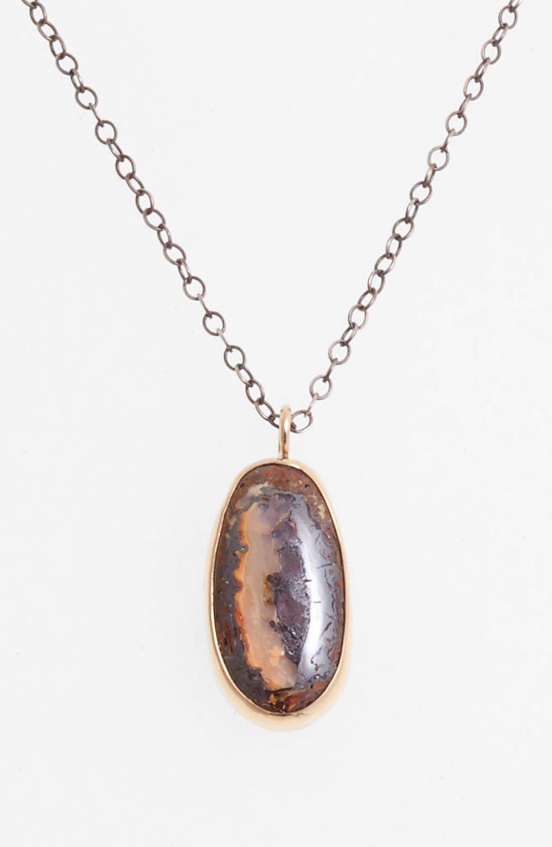 Alternate Image 2  - Melissa Joy Manning Pendant Necklace
