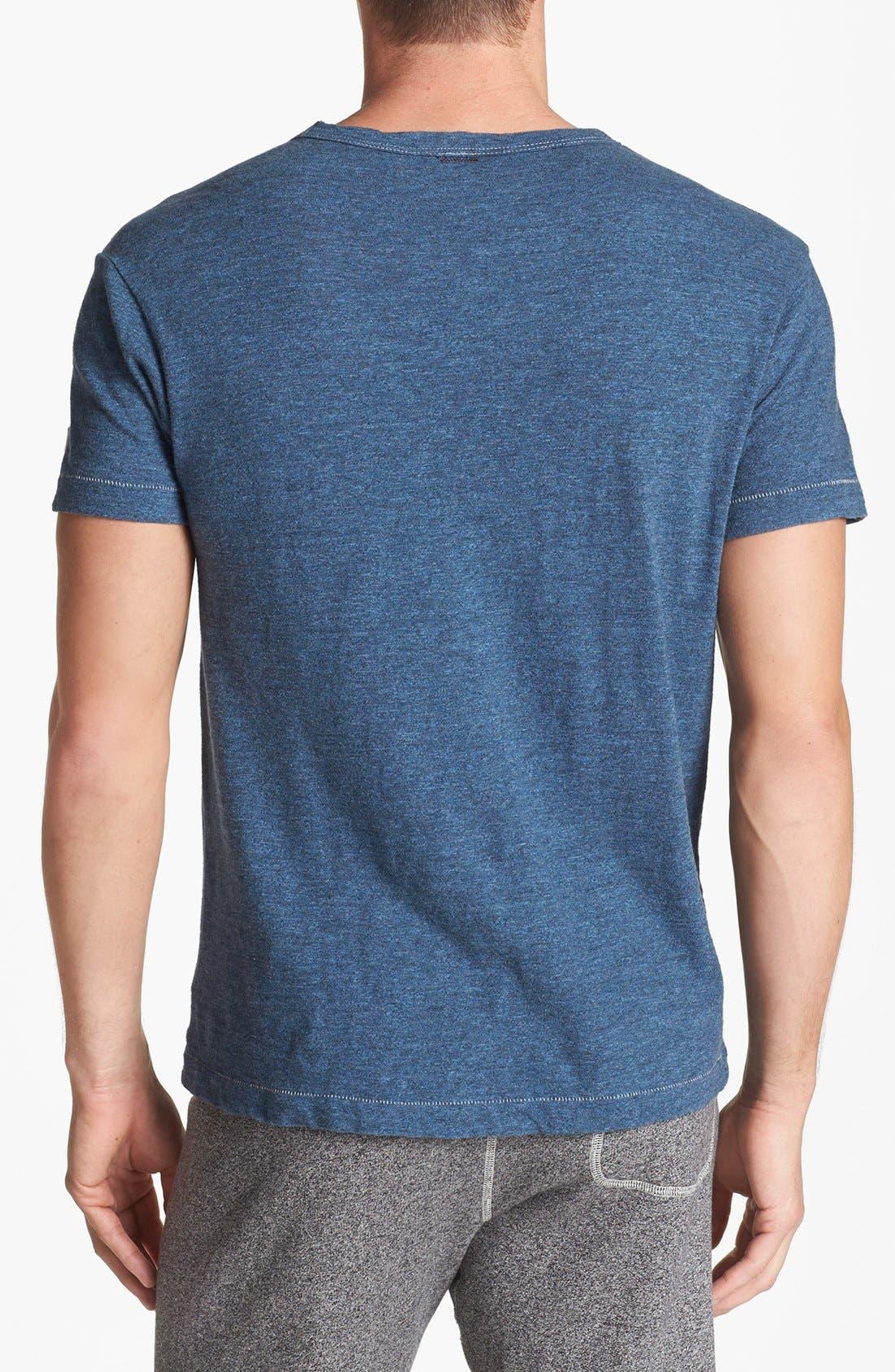Alternate Image 2  - Todd Snyder + Champion 'City Gym - Classic' Crewneck T-Shirt