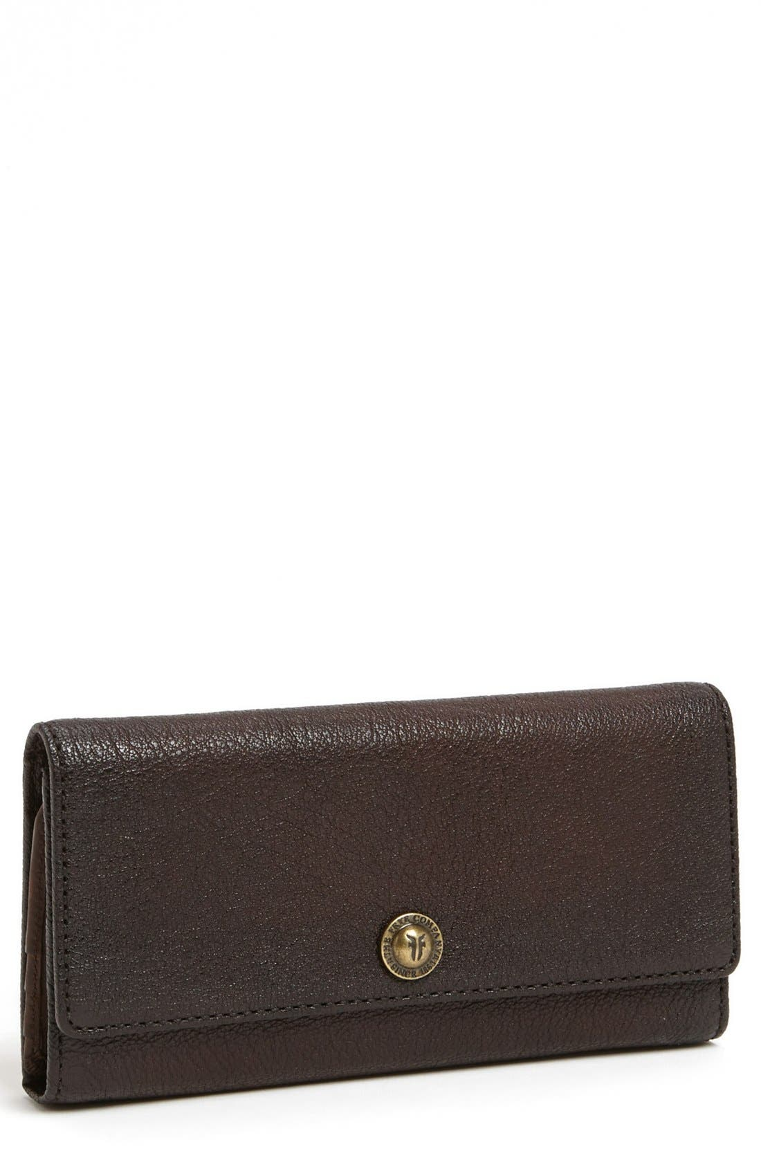 Alternate Image 1 Selected - Frye 'Melissa' Leather Wallet