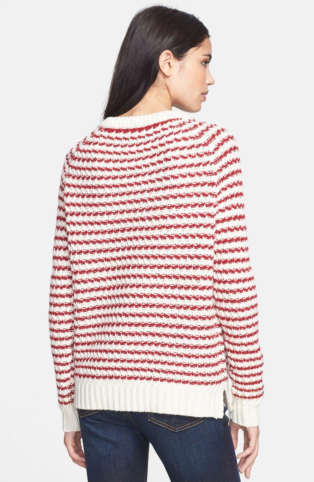 Alternate Image 2  - Theory 'Innis' Crewneck Sweater