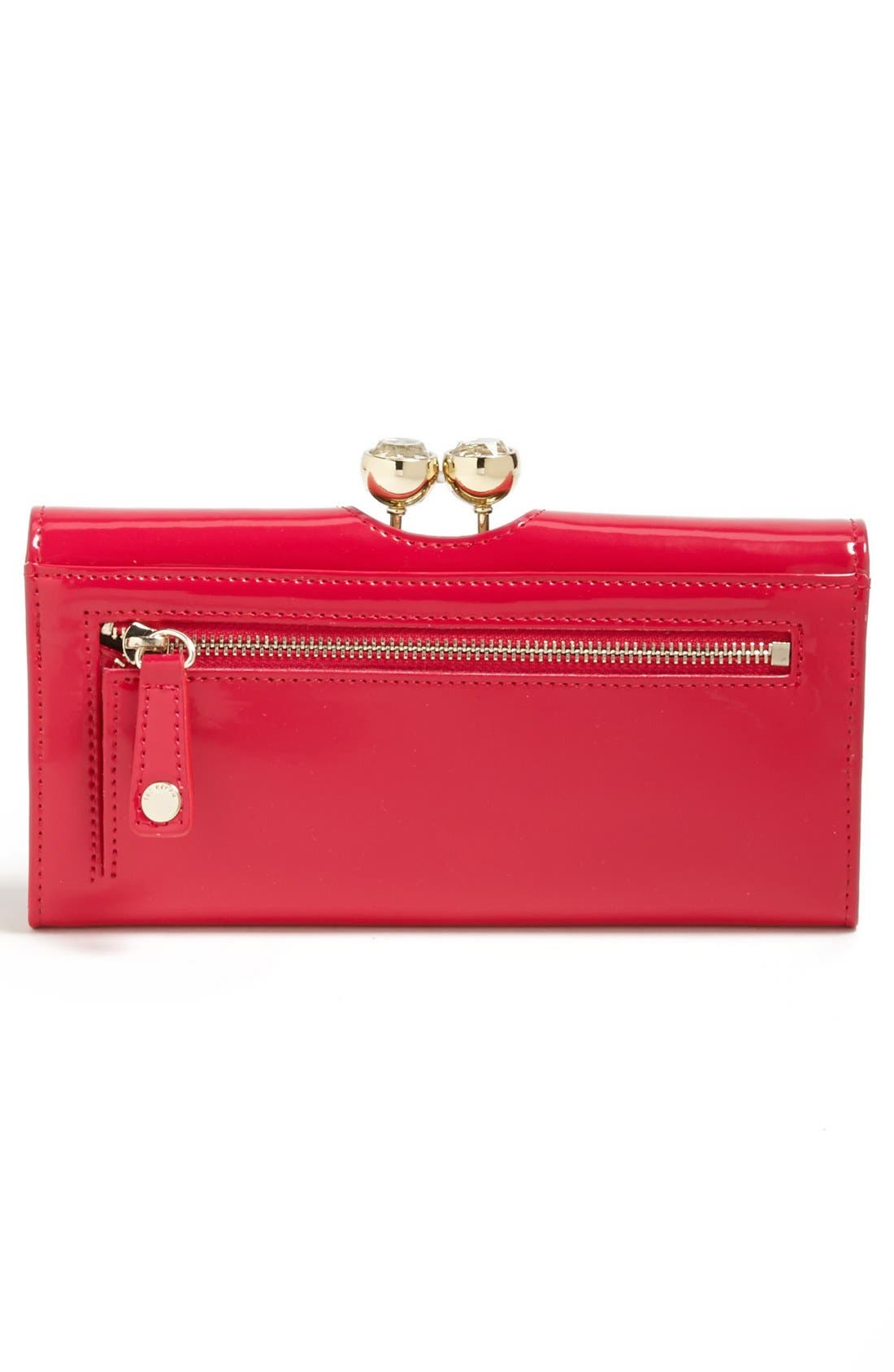 Alternate Image 3  - Ted Baker London 'Crystal Bobble' Matinee Wallet