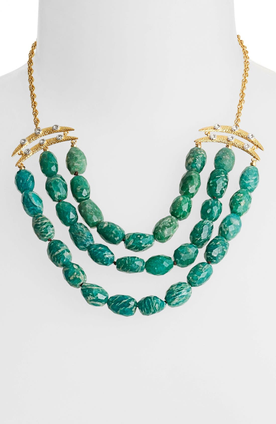 Alternate Image 1 Selected - Alexis Bittar 'Elements' Beaded Bib Necklace