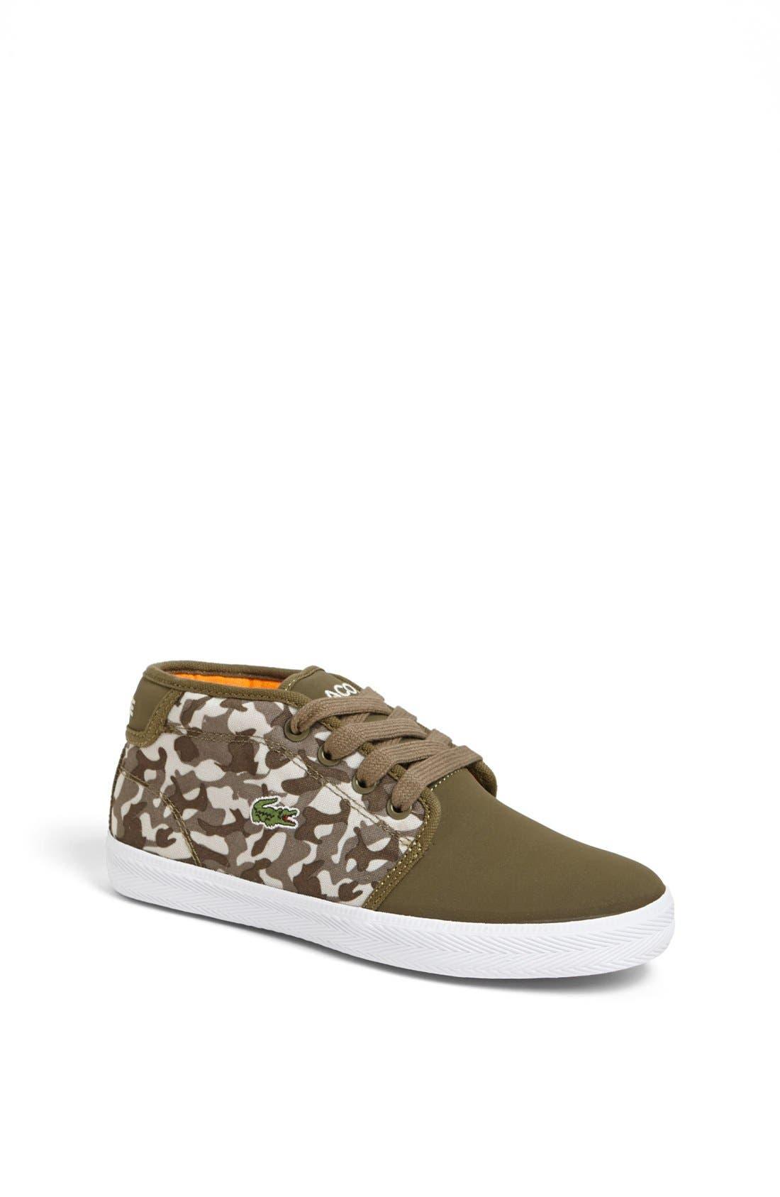Alternate Image 1 Selected - Lacoste 'Ampthill' Sneaker (Baby, Walker, Toddler, Little Kid & Big Kid)
