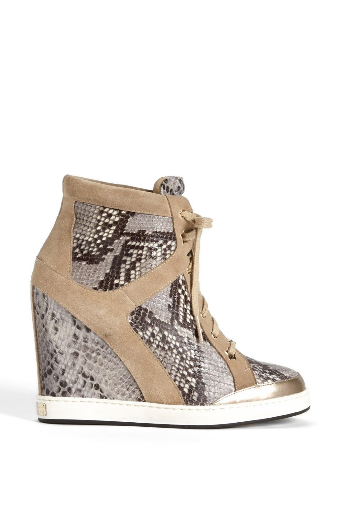 Alternate Image 3  - Jimmy Choo 'Panama' Wedge Sneaker