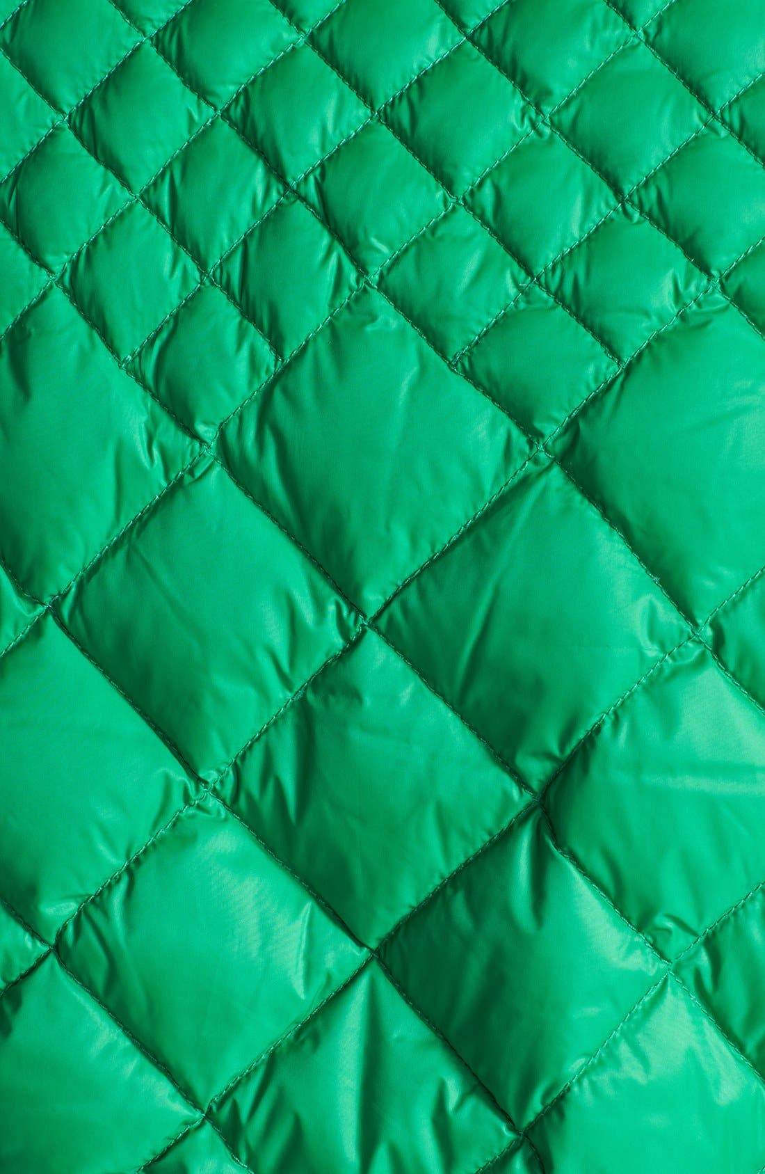 Alternate Image 3  - MICHAEL Michael Kors Diamond Quilted Down Jacket (Online Only)
