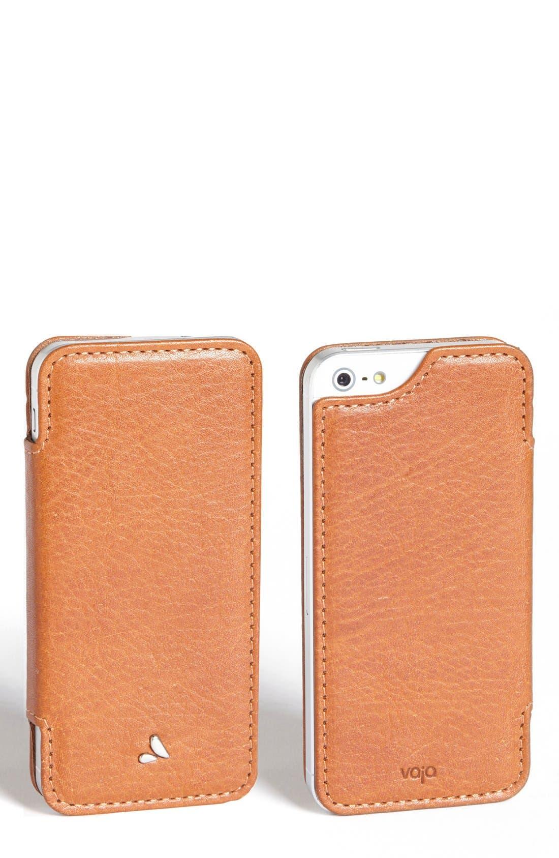 Alternate Image 1 Selected - Vaja iPhone 5 & 5s Case