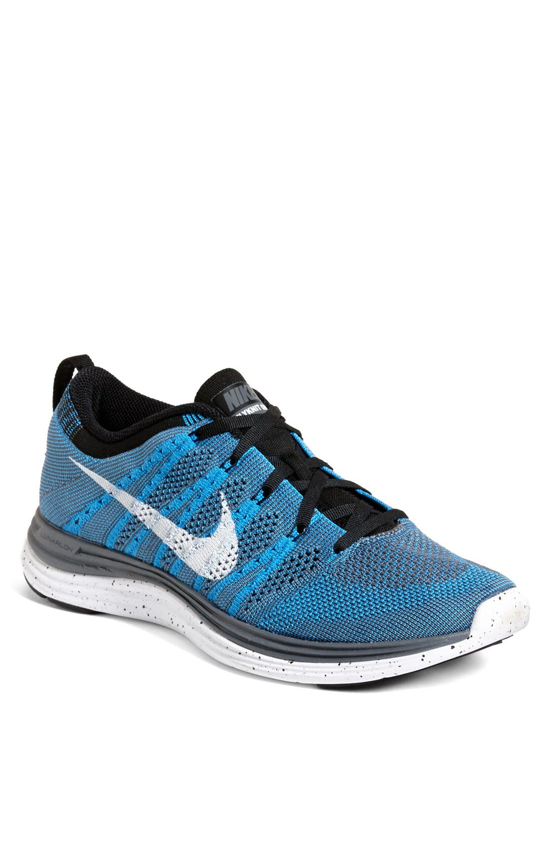 Alternate Image 1 Selected - Nike 'Flyknit Lunar1+' Running Shoe (Men)