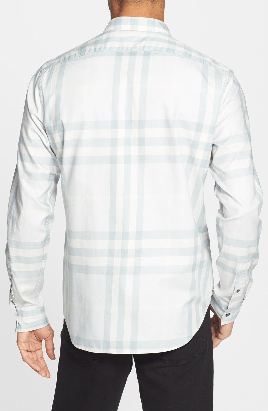 Alternate Image 2  - Burberry Brit 'Niall' Check Sport Shirt