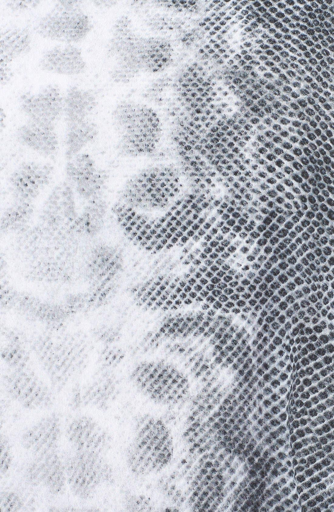 Alternate Image 3  - MICHAEL Michael Kors D-Ring Sleeve Print Top