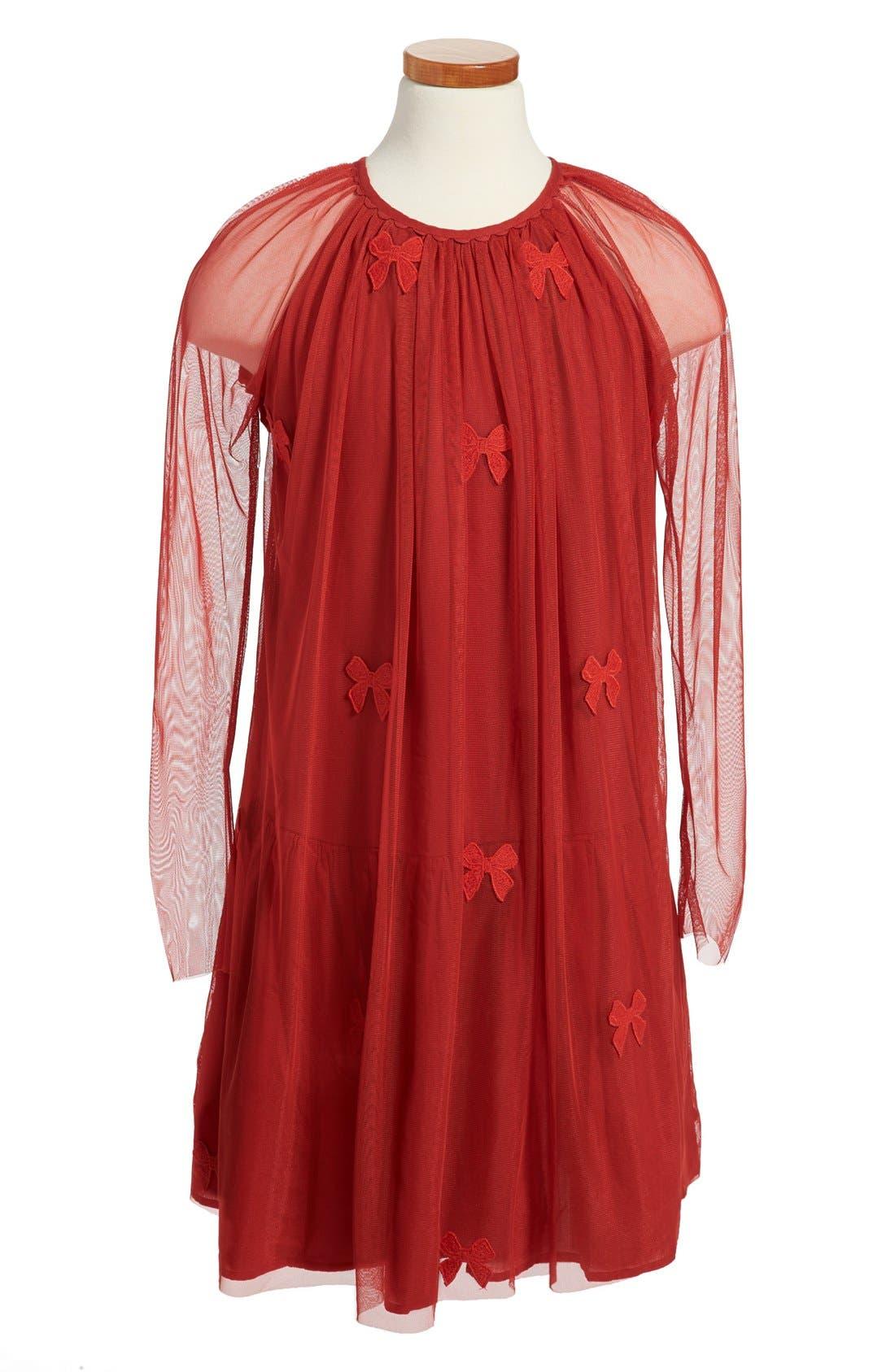 Main Image - Stella McCartney Kids 'Misty' Dress (Toddler Girls, Little Girls & Big Girls)