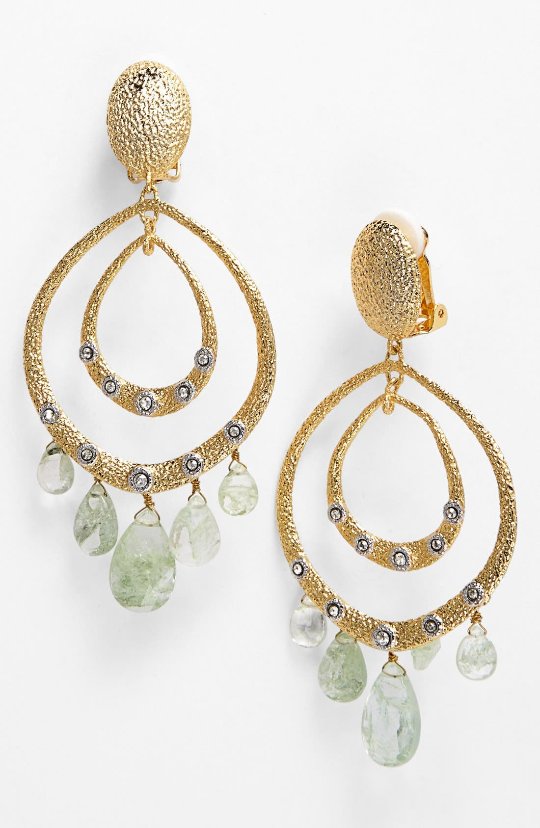 Alternate Image 1 Selected - Alexis Bittar 'Elements' Drop Clip Earrings