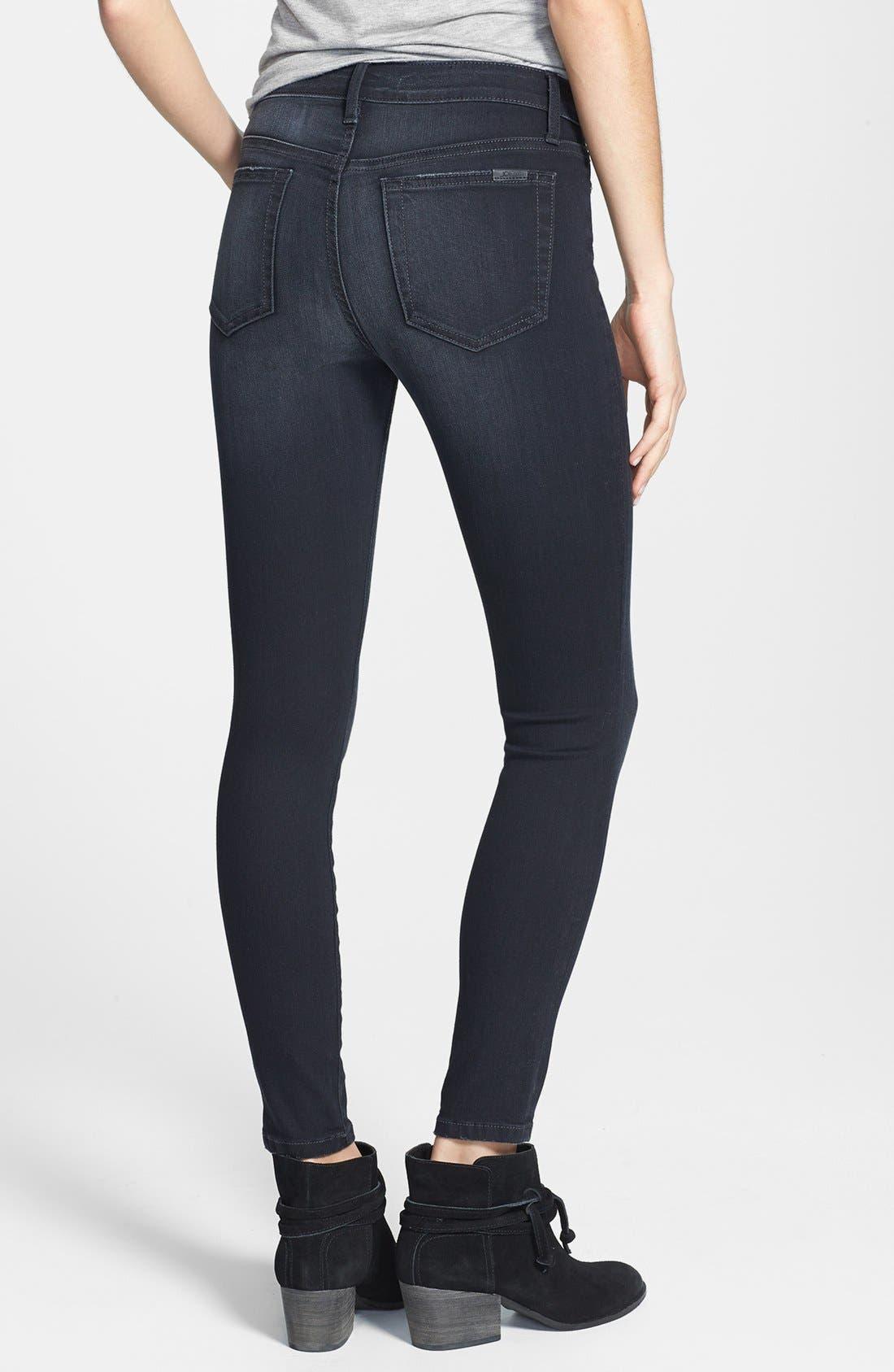 Alternate Image 2  - Joe's 'Beckie' Stretch Skinny Jeans