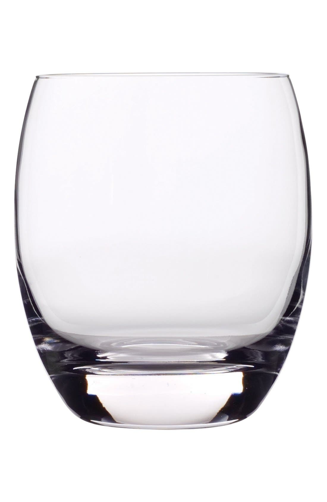 Alternate Image 1 Selected - Luigi Bormioli 'Crescendo' Double Old Fashioned Glasses (Set of 4)