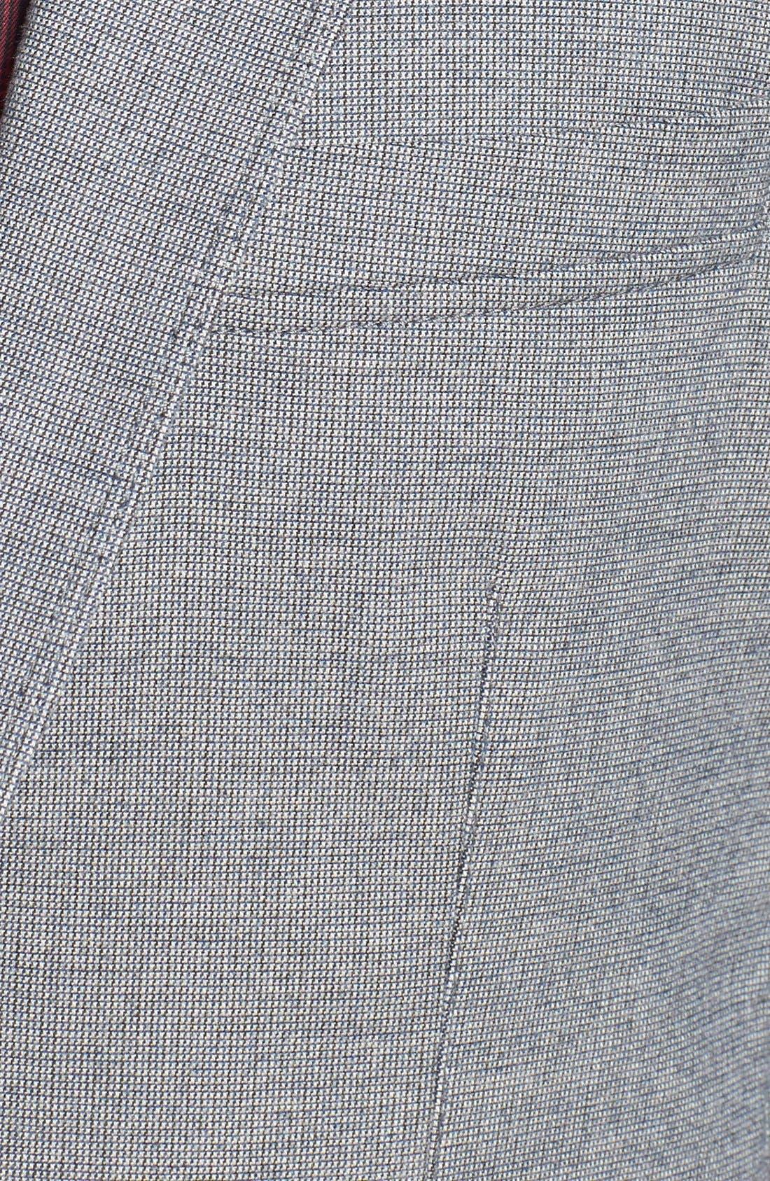 Alternate Image 2  - BOSS HUGO BOSS 'Morell' Regular Fit Blazer