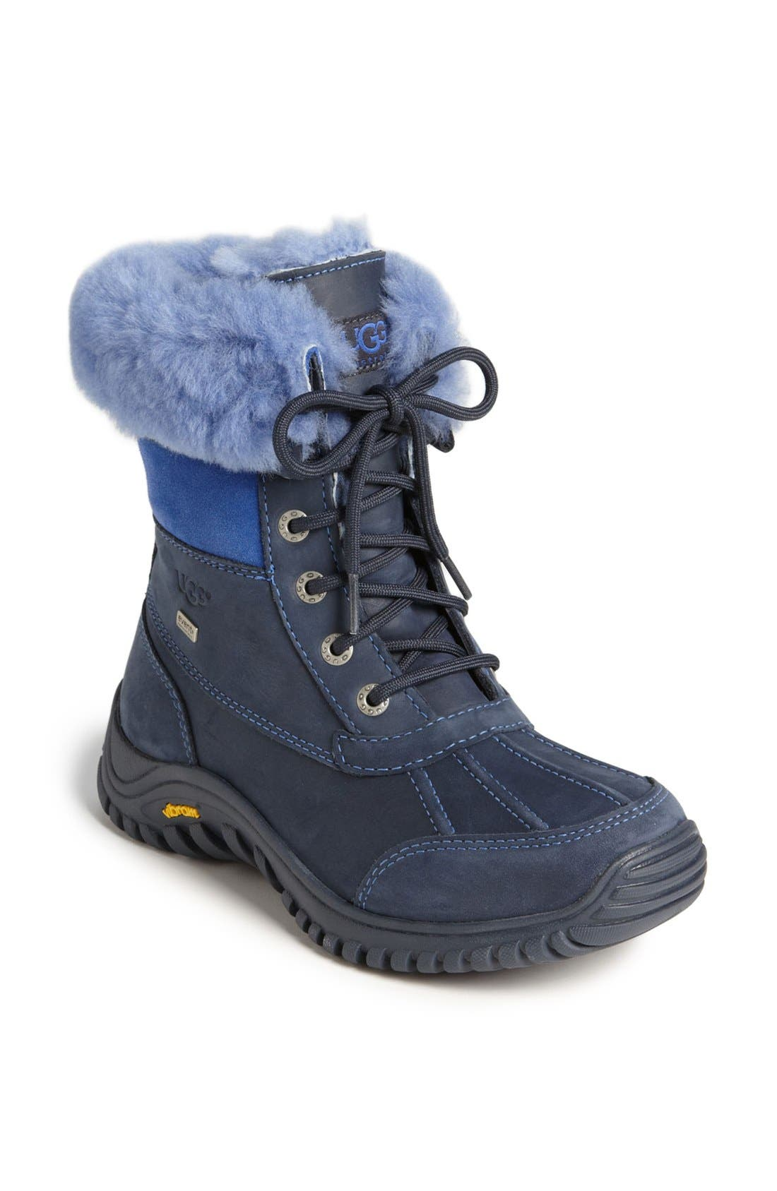 Alternate Image 1 Selected - UGG® Adirondack II Waterproof Boot (Women)
