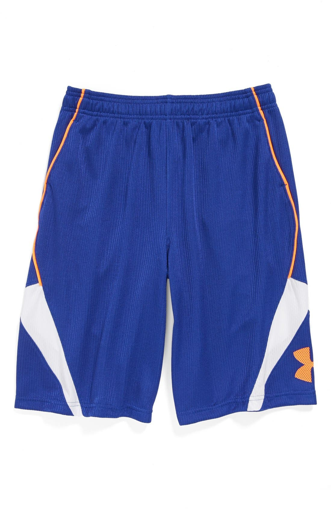Main Image - Under Armour 'Jhawk' Shorts (Big Boys)