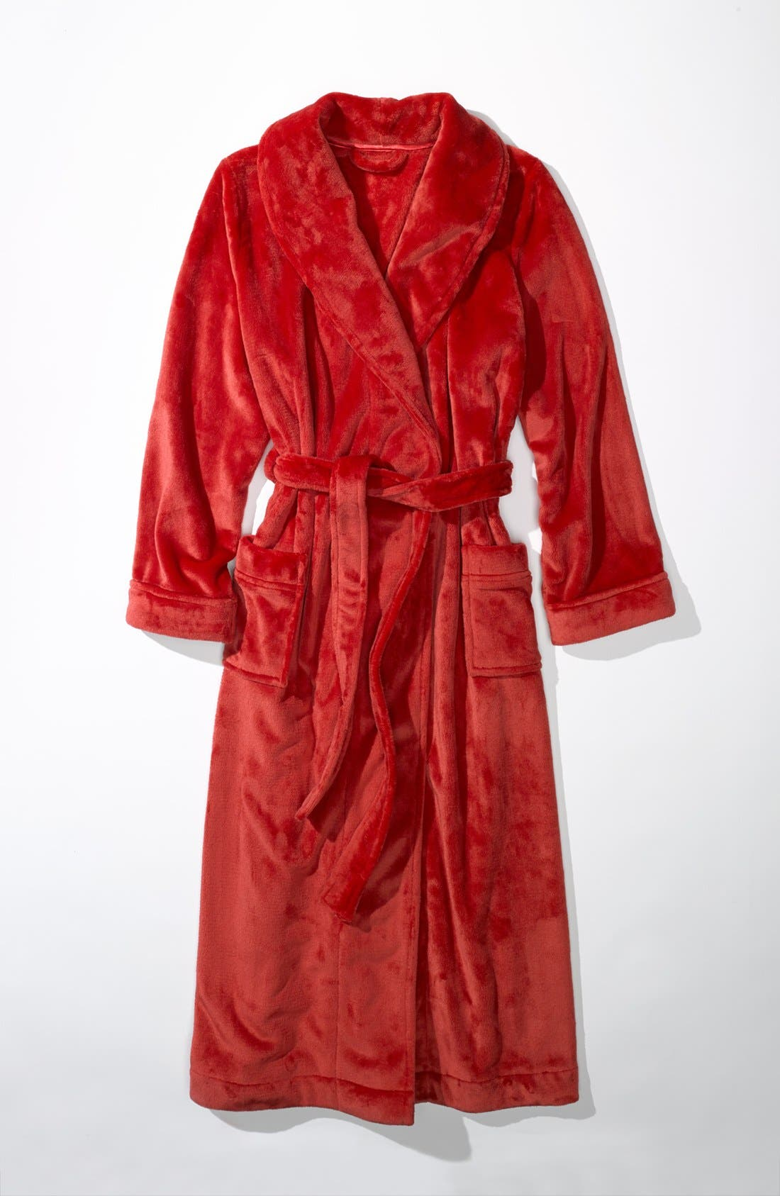 Alternate Image 2  - Nordstrom 'Powder Plush' Robe