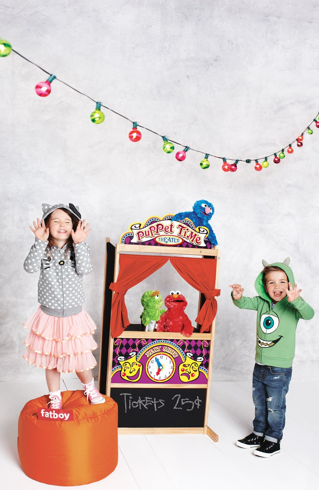 Alternate Image 4  - Melissa & Doug 'Puppet Time' Theater (Online Only)