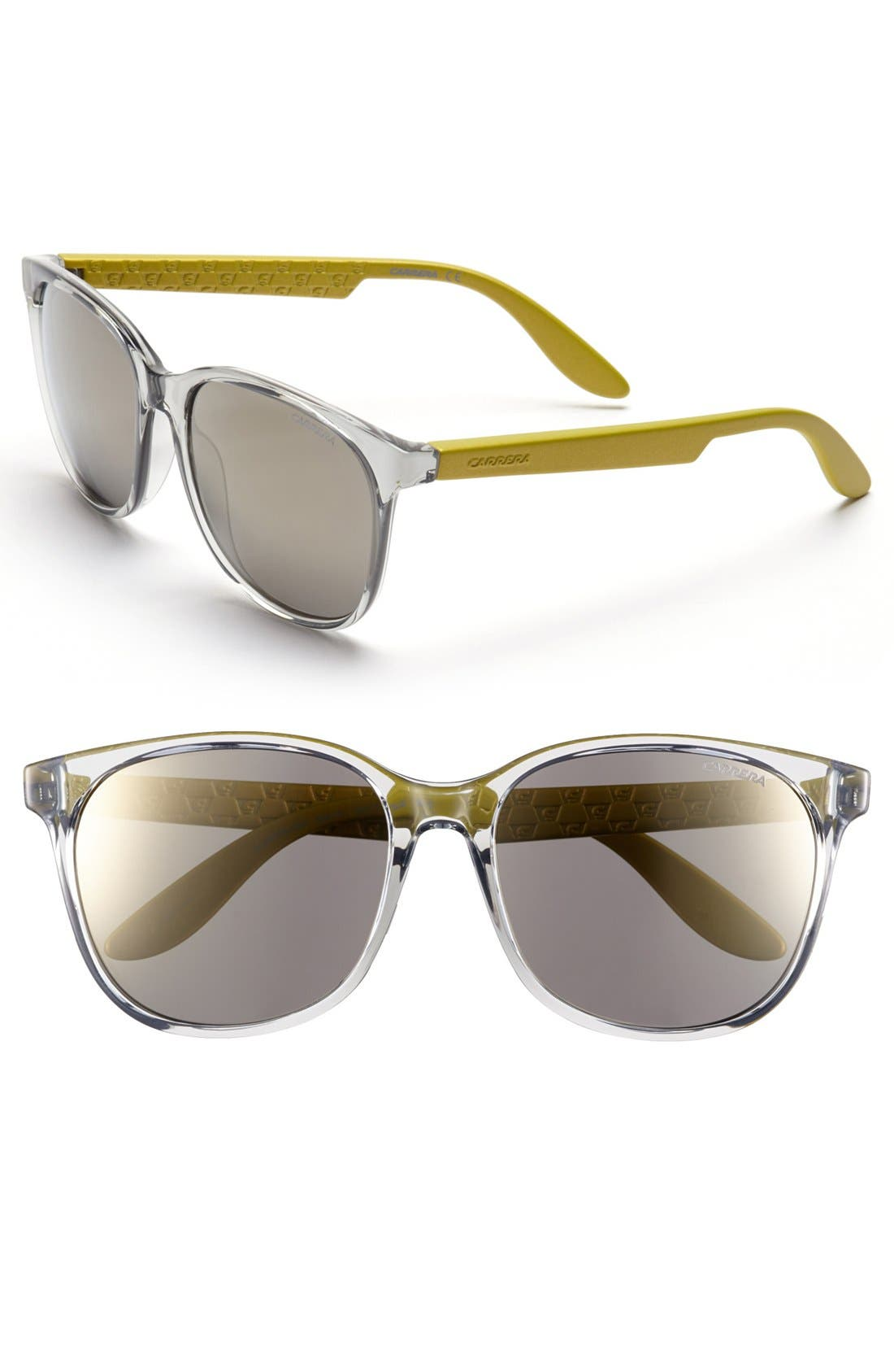Alternate Image 1 Selected - Carrera Eyewear 56 mm Sunglasses