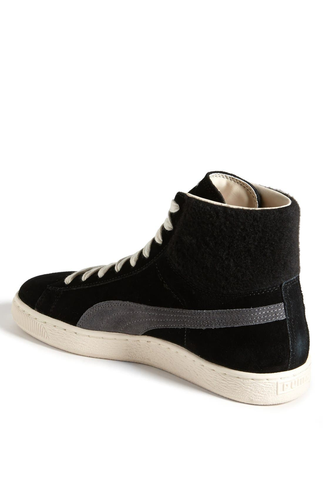 Alternate Image 2  - PUMA 'Suede City Mid' Sneaker