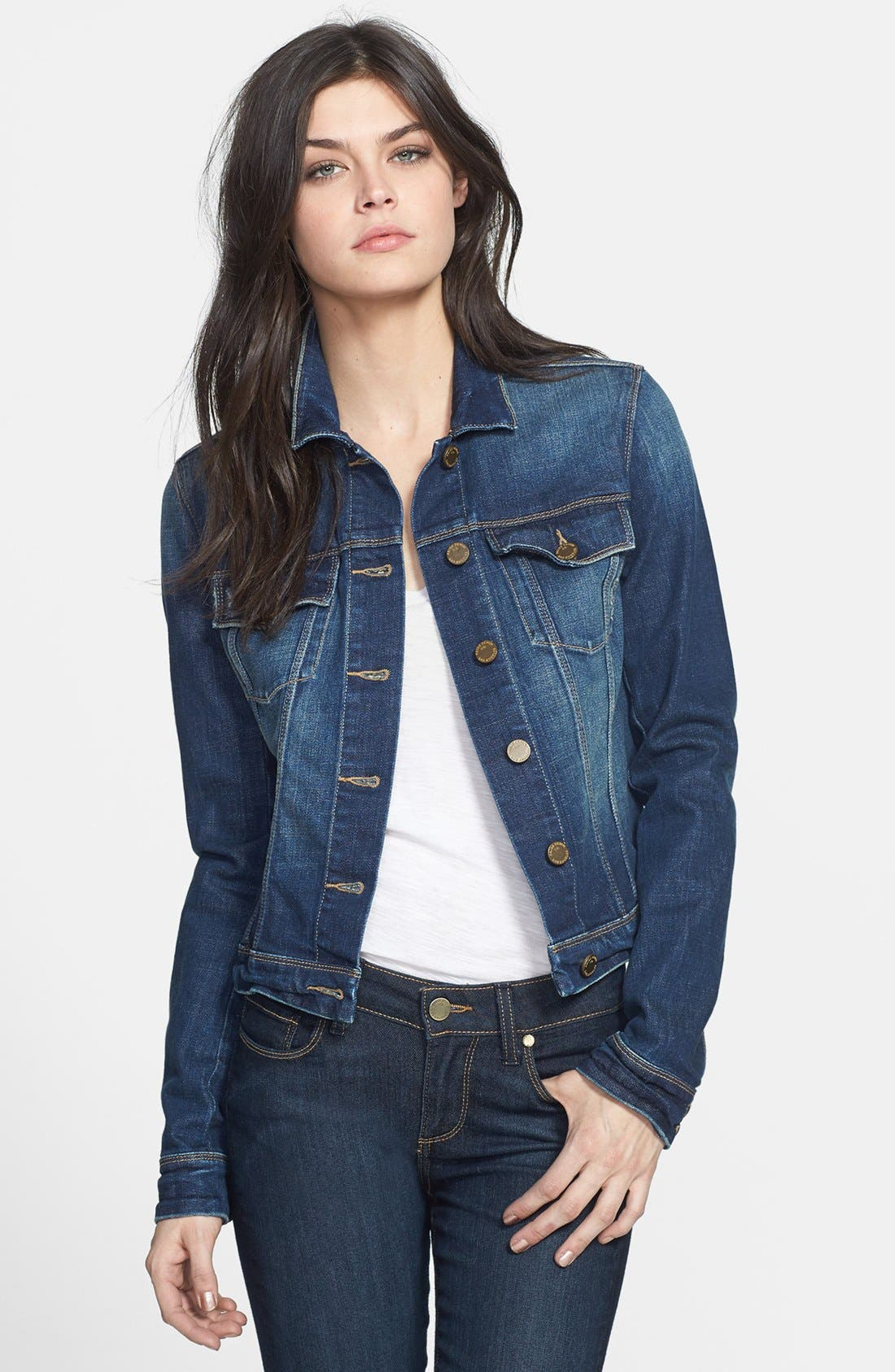 Alternate Image 1 Selected - Paige Denim 'Vermont' Jacket
