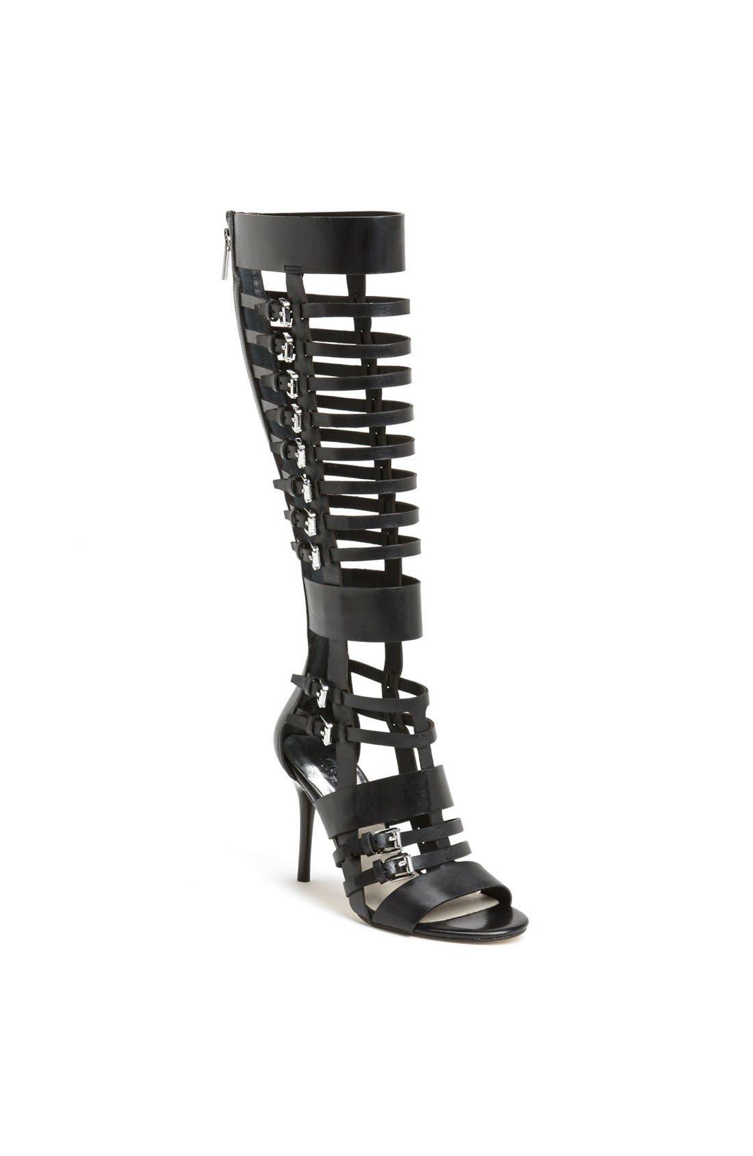 Alternate Image 1 Selected - MICHAEL Michael Kors Gladiator Boot