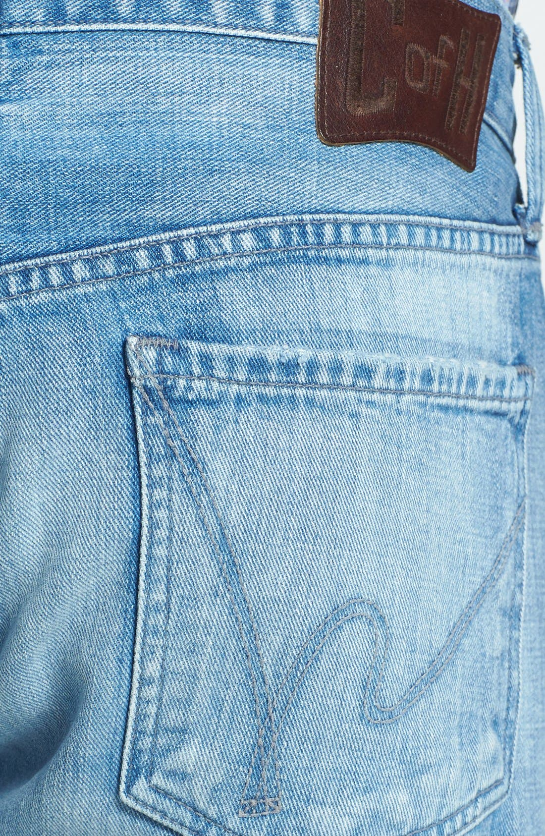 Alternate Image 4  - Citizens of Humanity 'Perfect' Relaxed Leg Jeans (Jordan)