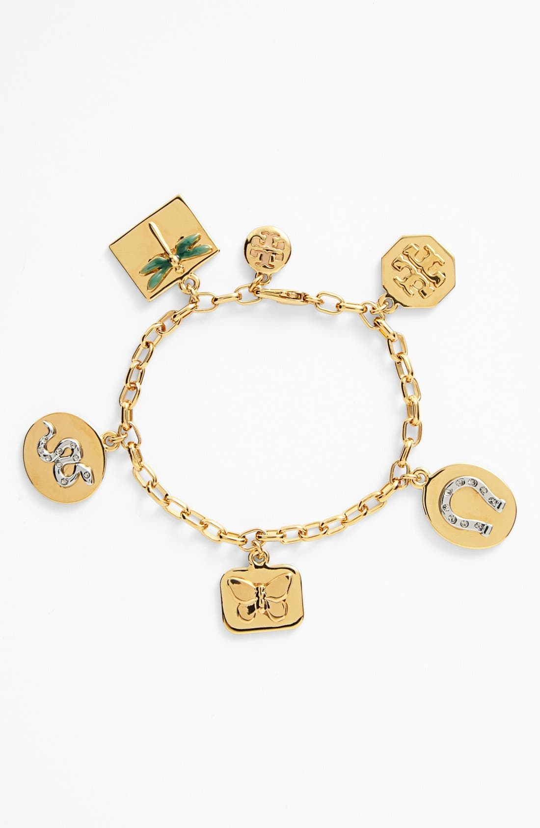 Alternate Image 1 Selected - Tory Burch 'Sylbie' Charm Bracelet