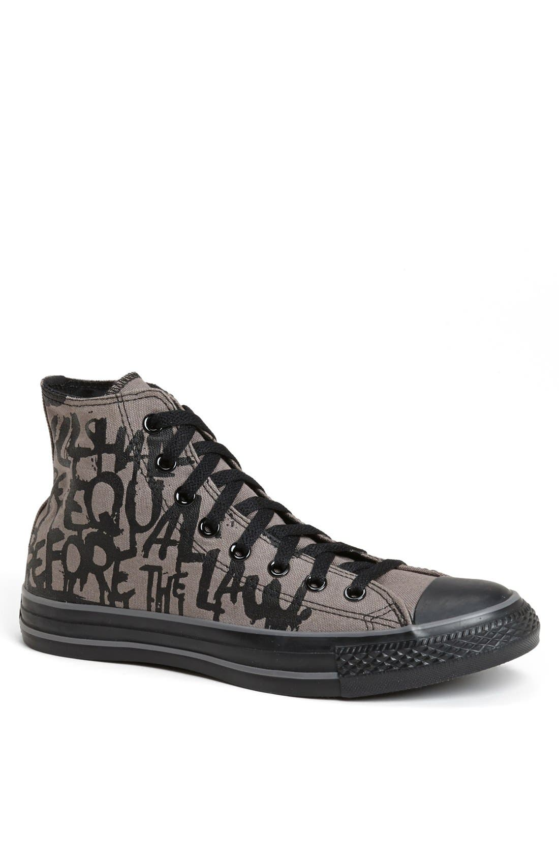 Alternate Image 1 Selected - Converse Chuck Taylor® All Star® High Sneaker (Men)