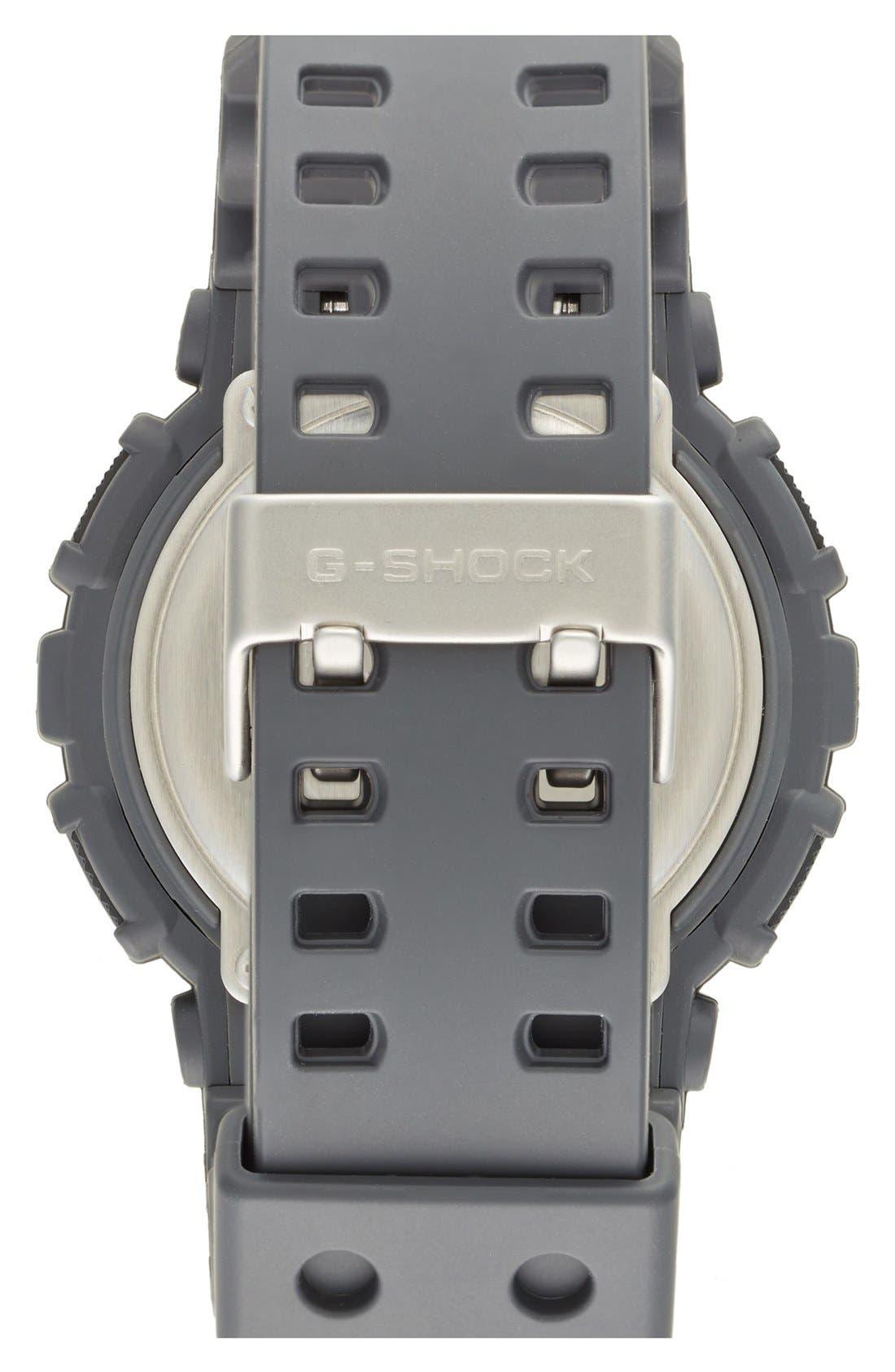 Alternate Image 2  - G-Shock 'Neon Highlights' Ana-Digi Watch, 55mm