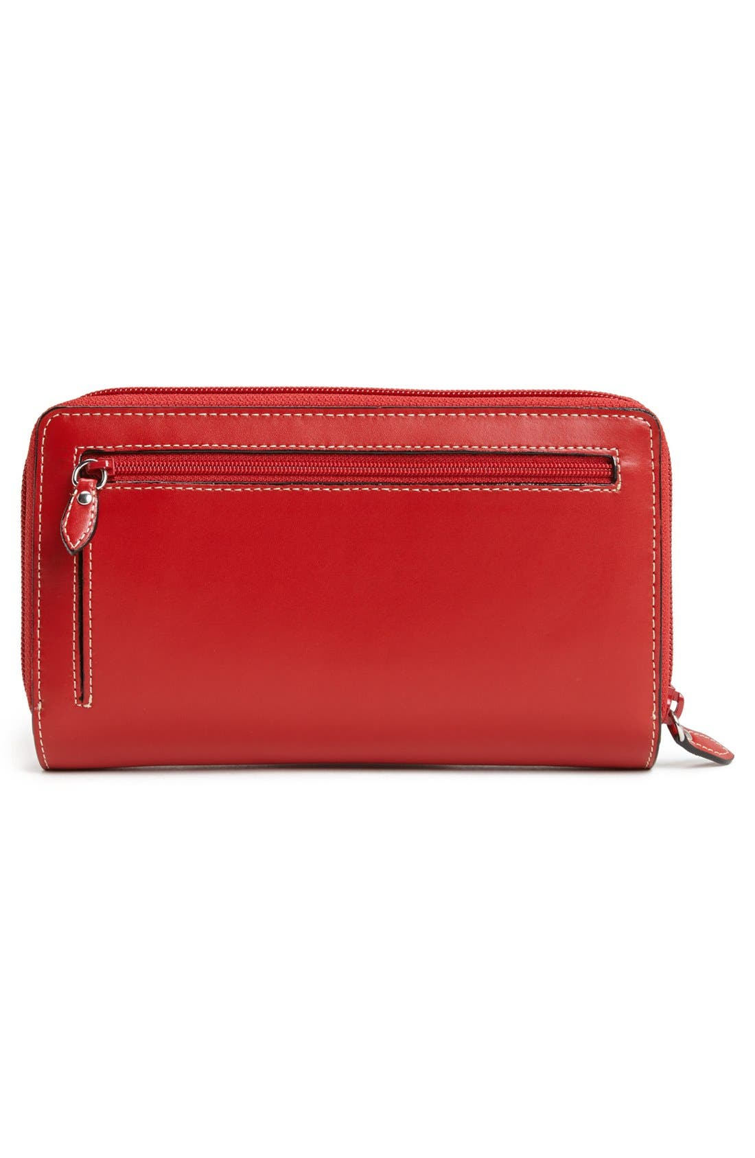 Alternate Image 3  - Lodis 'Audrey - Deluxe' Checkbook Clutch Wallet