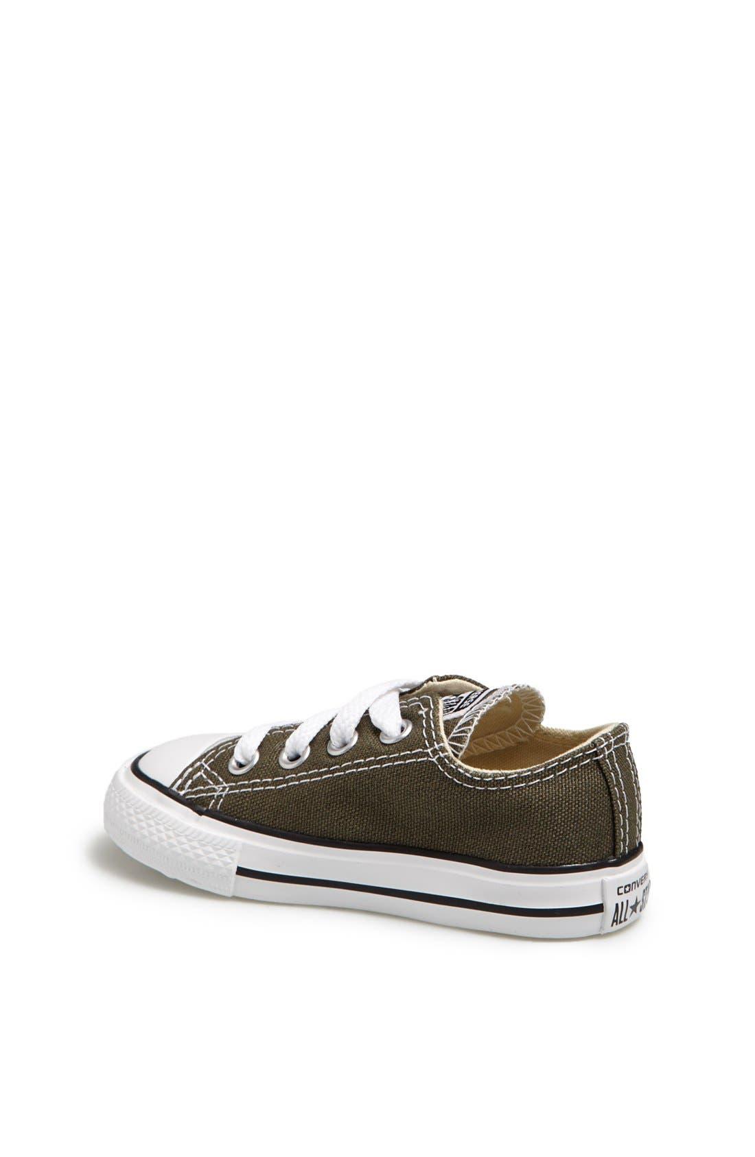 Alternate Image 2  - Converse Chuck Taylor® All Star® Sneaker (Baby, Walker & Toddler)
