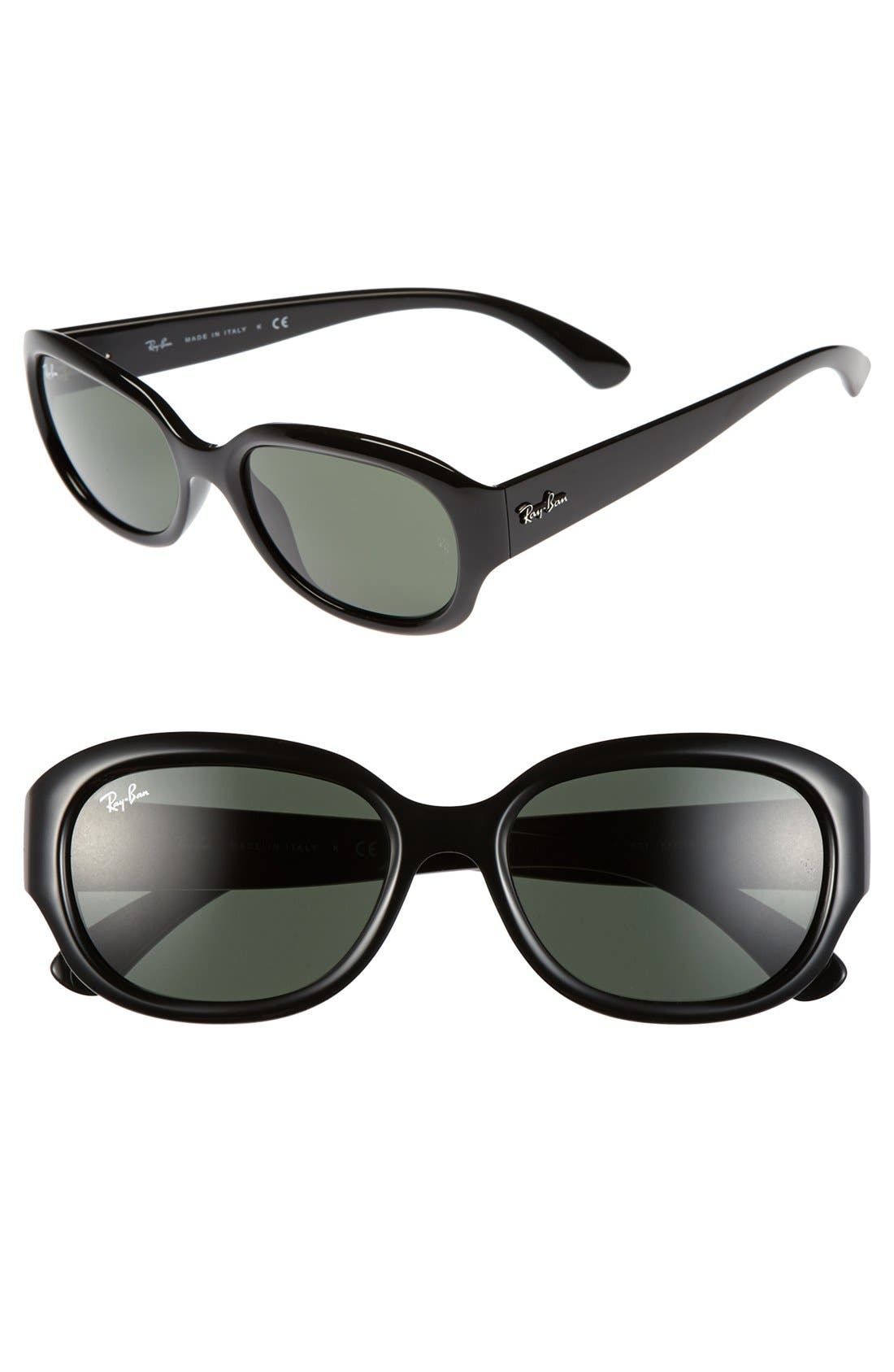 Main Image - Ray-Ban 'Highstreet' 54mm Sunglasses