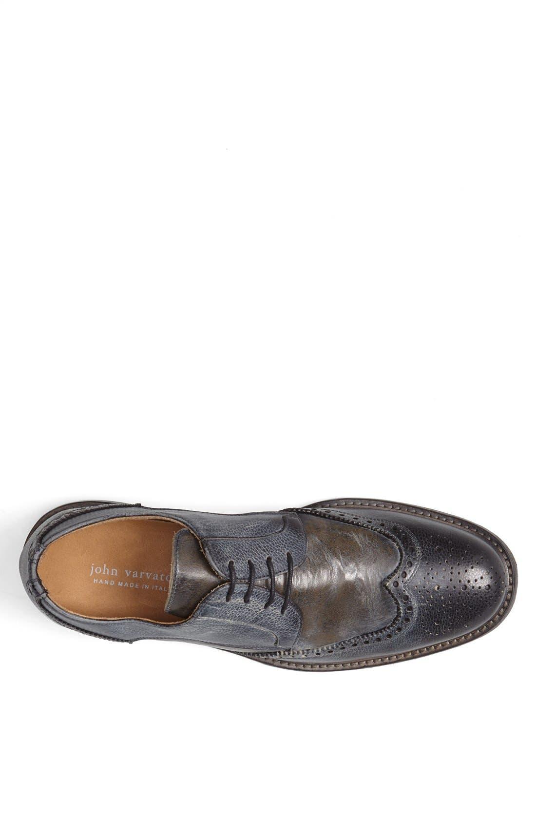 Alternate Image 3  - John Varvatos Collection 'College' Spectator Shoe