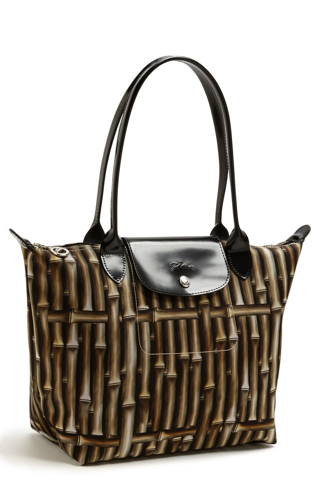 Alternate Image 1 Selected - Longchamp 'Medium Bambou' Tote