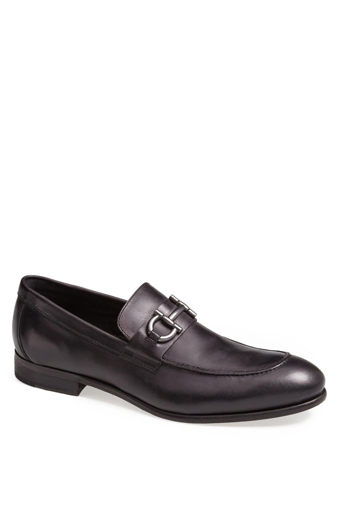 Alternate Image 1 Selected - Kenneth Cole New York 'Heat It Up' Bit Loafer