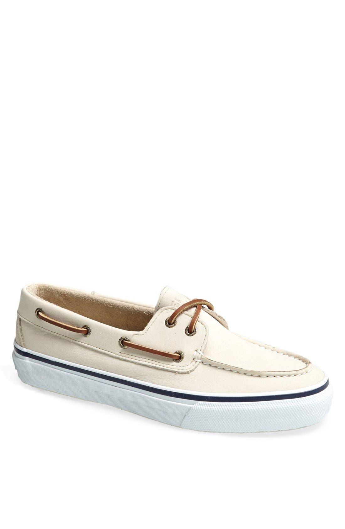 Main Image - Sperry Top-Sider® 'Bahama' Washable Boat Shoe