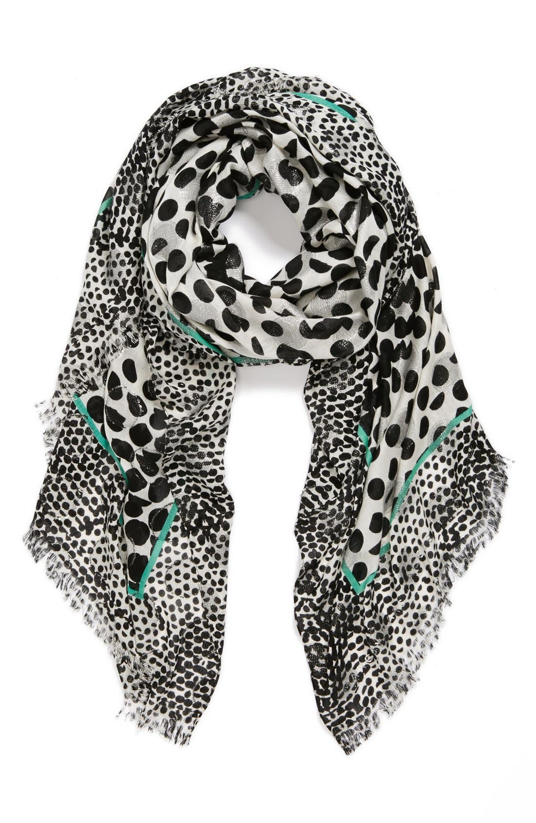 Main Image - MARC BY MARC JACOBS 'Lynne Print' Scarf