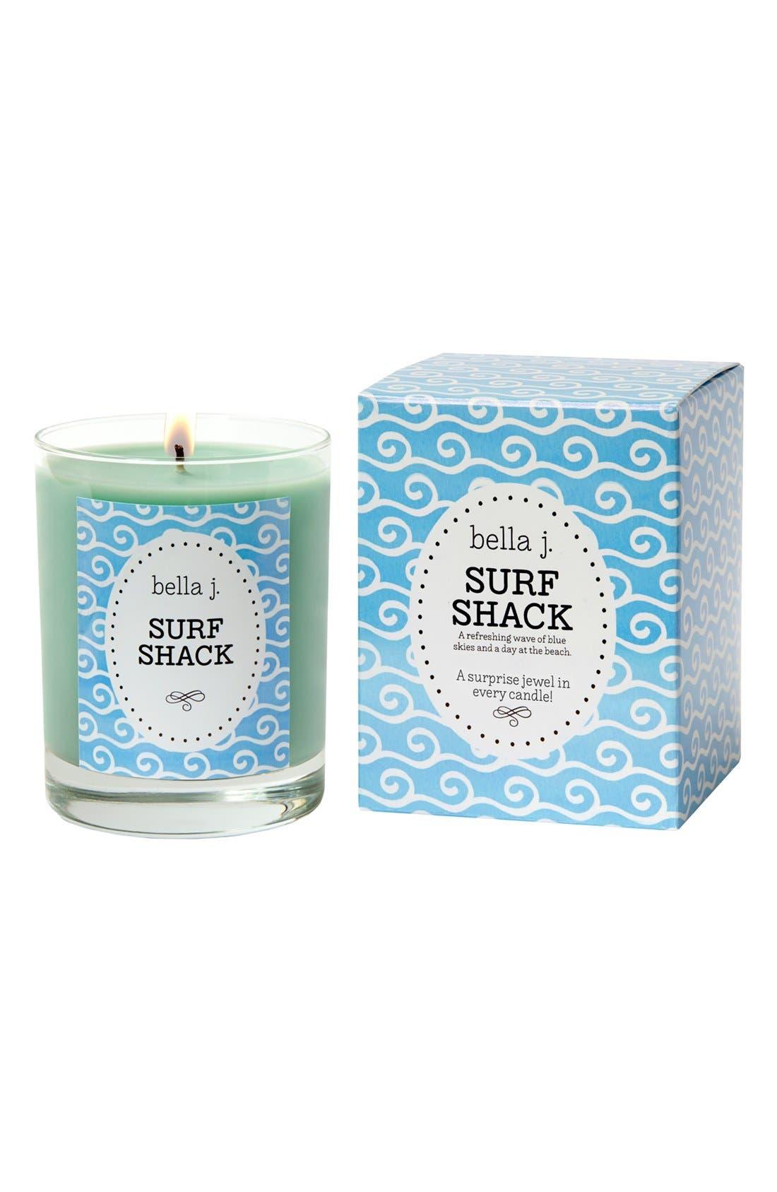 Alternate Image 1 Selected - bella j. 'Surf Shack' Candle