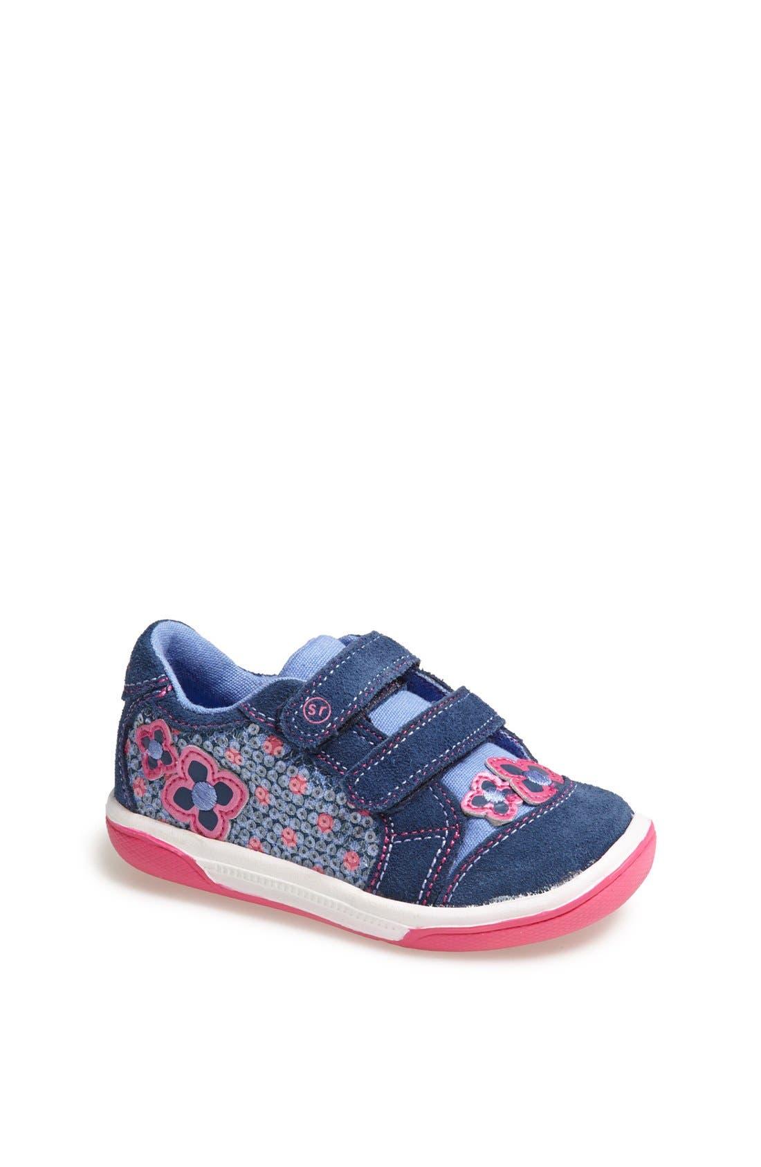 Alternate Image 1 Selected - Stride Rite 'Ryder' Sneaker (Baby, Walker & Toddler)