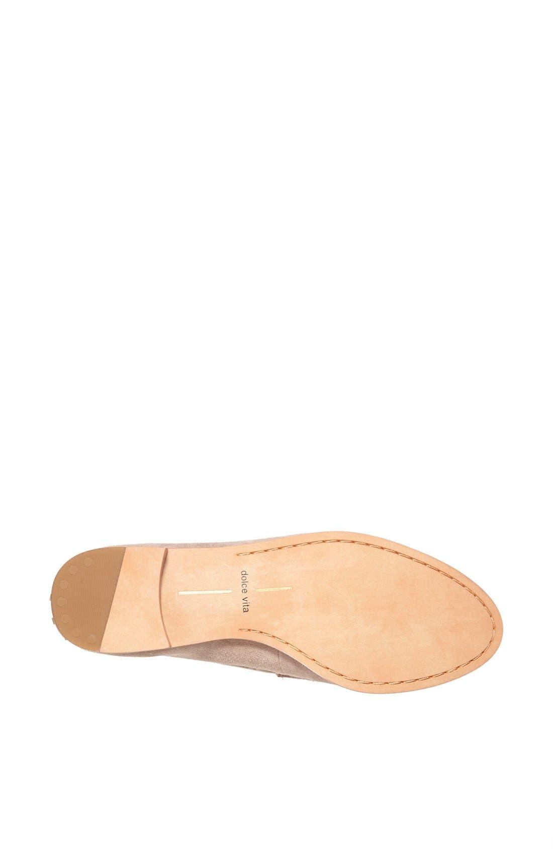 Alternate Image 4  - Dolce Vita 'Venka' Leather Flat