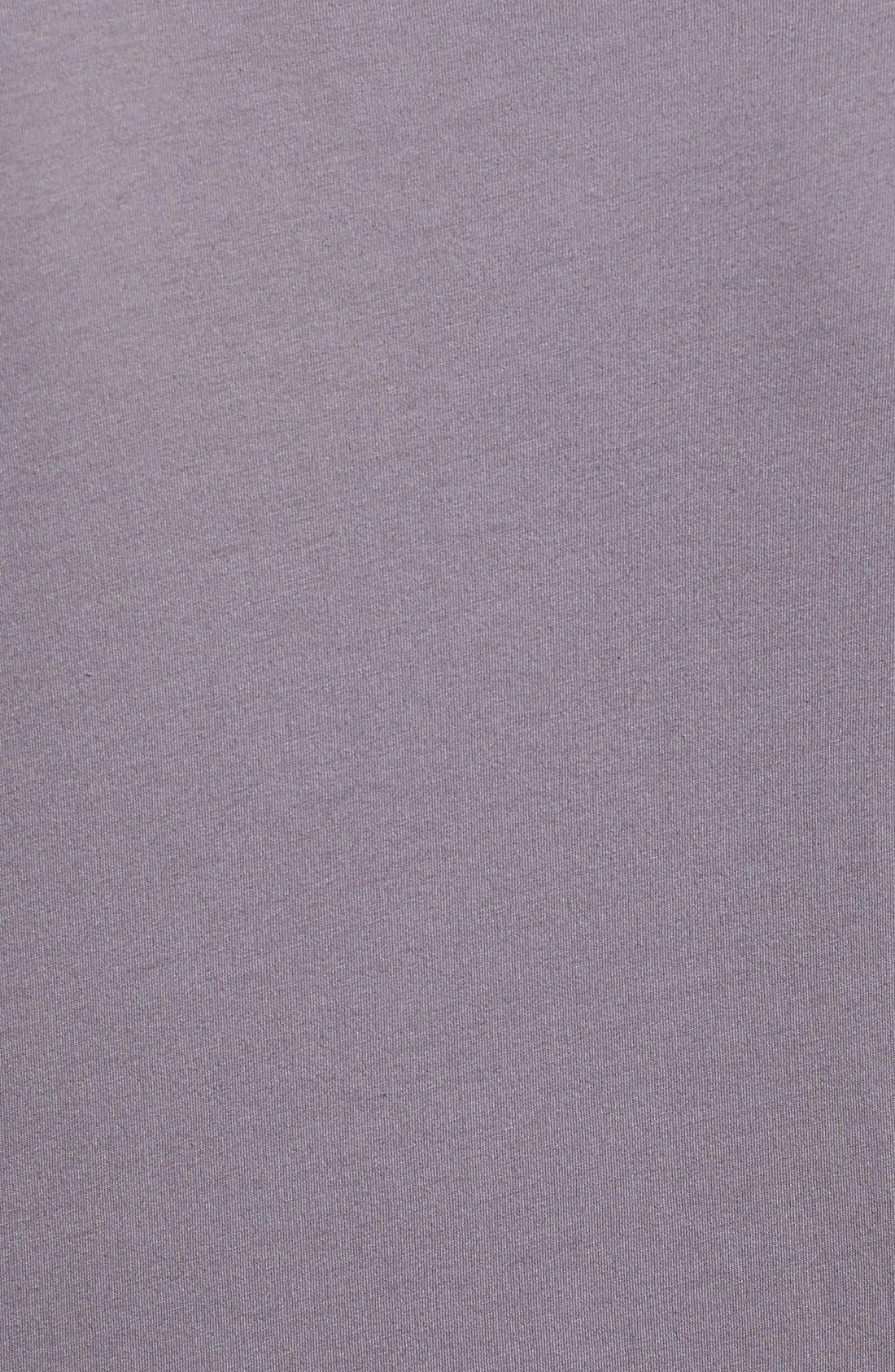 'Ace' Slim Fit T-Shirt,                             Alternate thumbnail 3, color,                             Grey