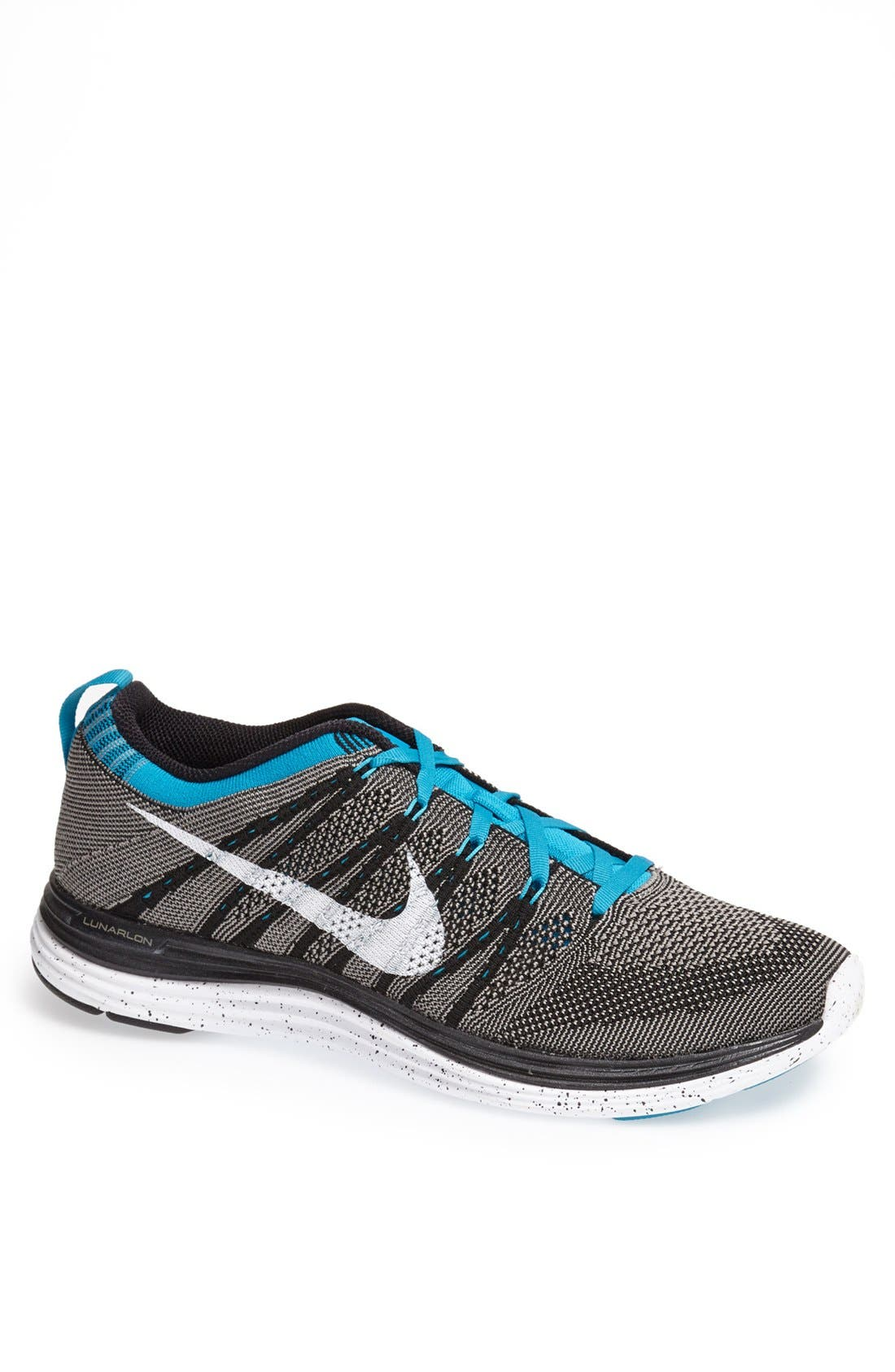 Main Image - Nike 'Flyknit Lunar1+' Running Shoe (Men)