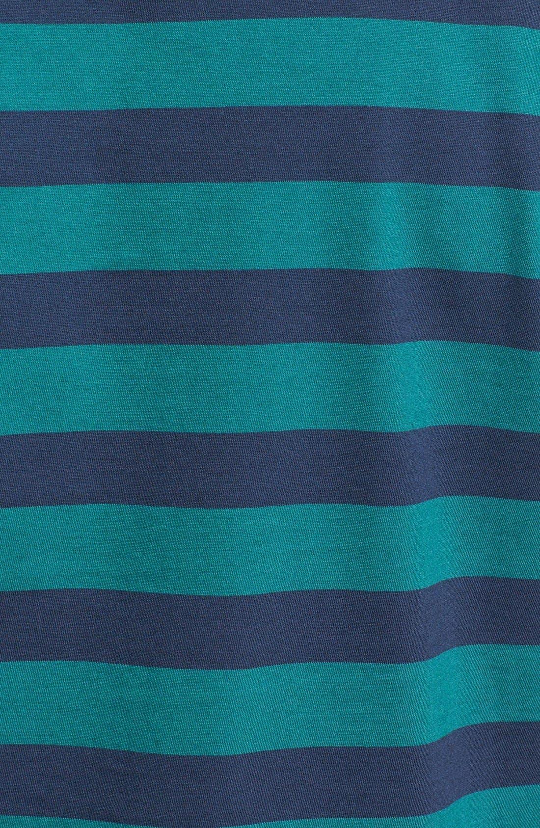 Alternate Image 3  - HUGO 'Dimbu' V-Neck T-Shirt