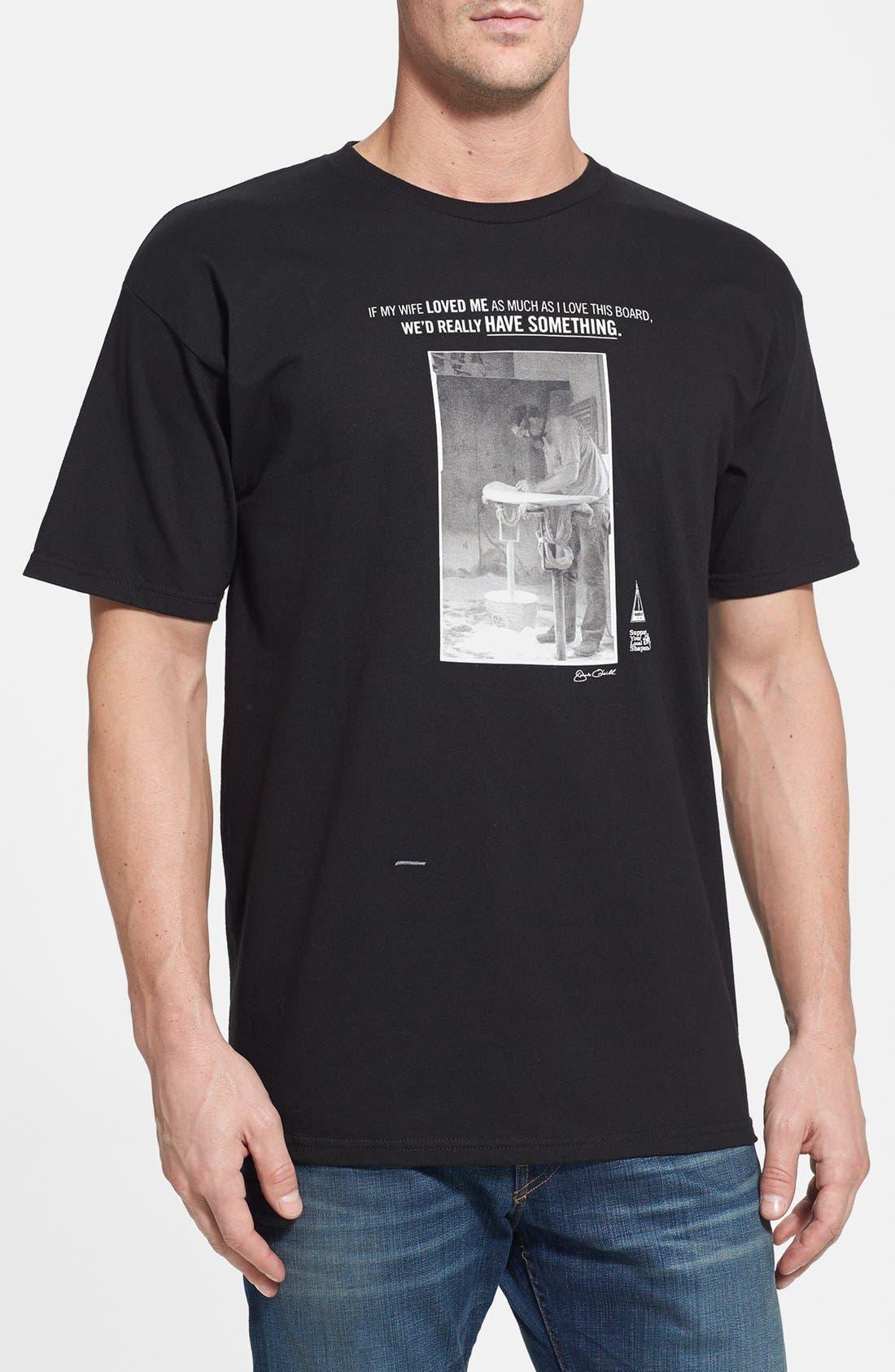 Alternate Image 1 Selected - Jack O'Neill 'Marriage' Crewneck T-Shirt