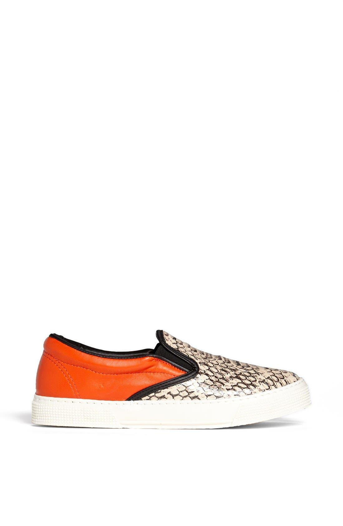 Alternate Image 4  - Kurt Geiger London Slip-On Sneaker