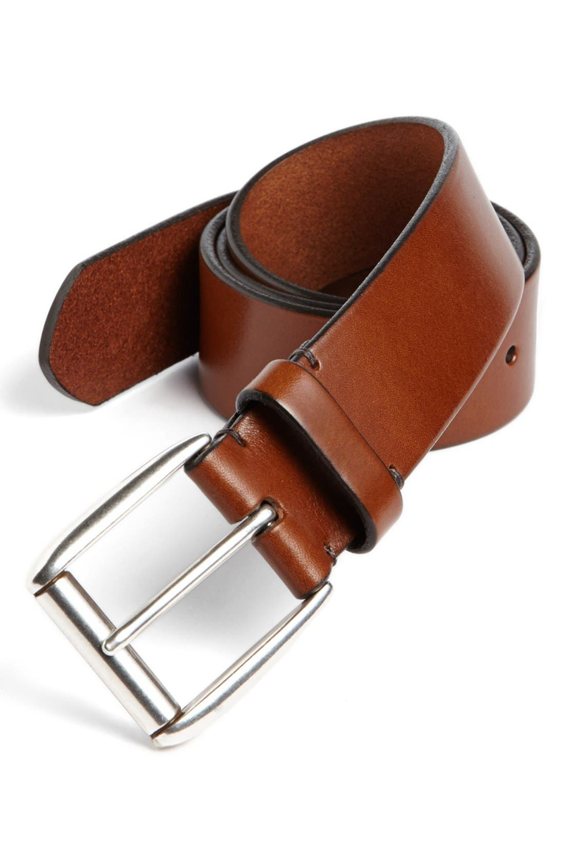 Alternate Image 1 Selected - Allen Edmonds 'Madison' Leather Belt